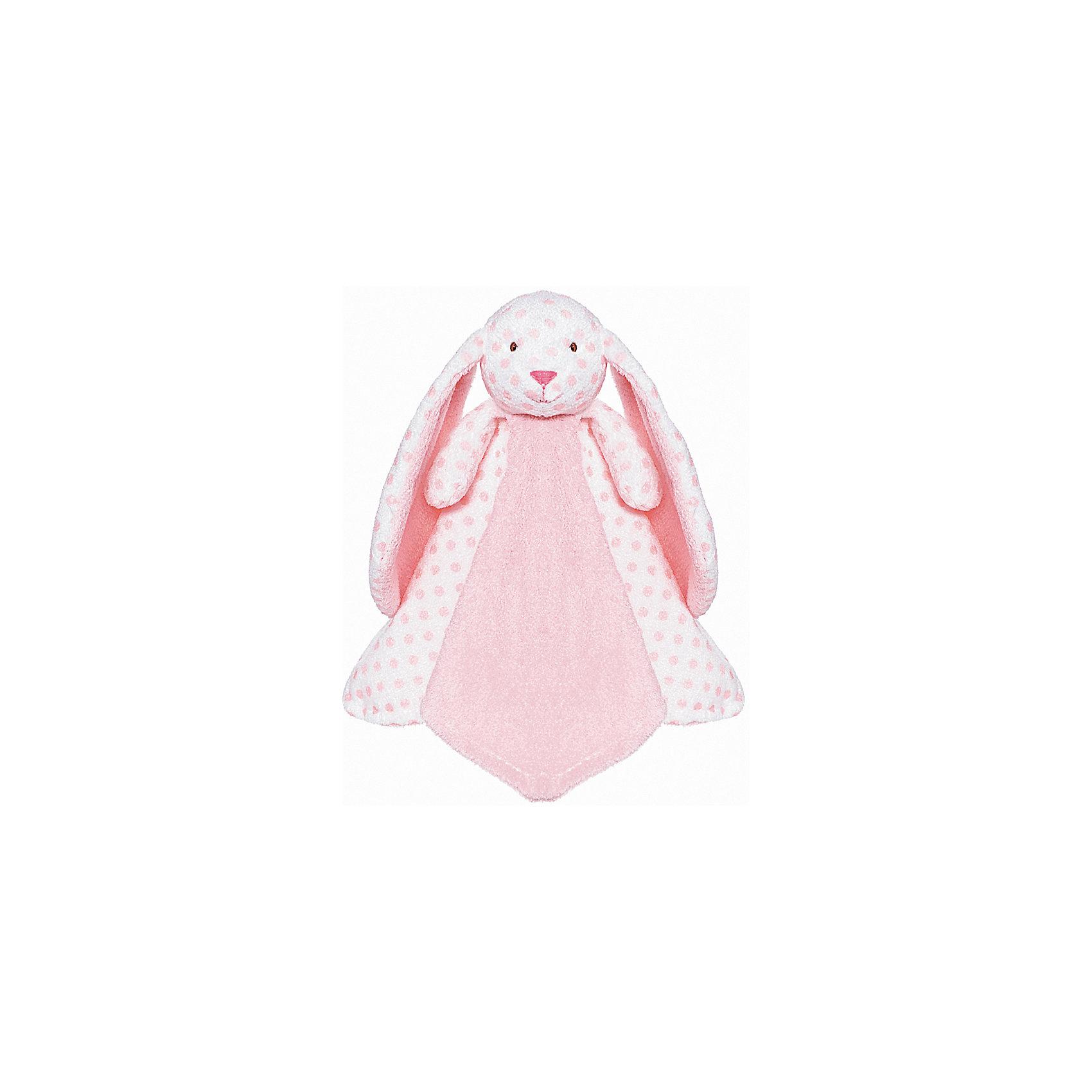 купить Teddykompaniet Платочек Кролик -  Большие ушки, Тедди бэби, Динглисар по цене 2029 рублей