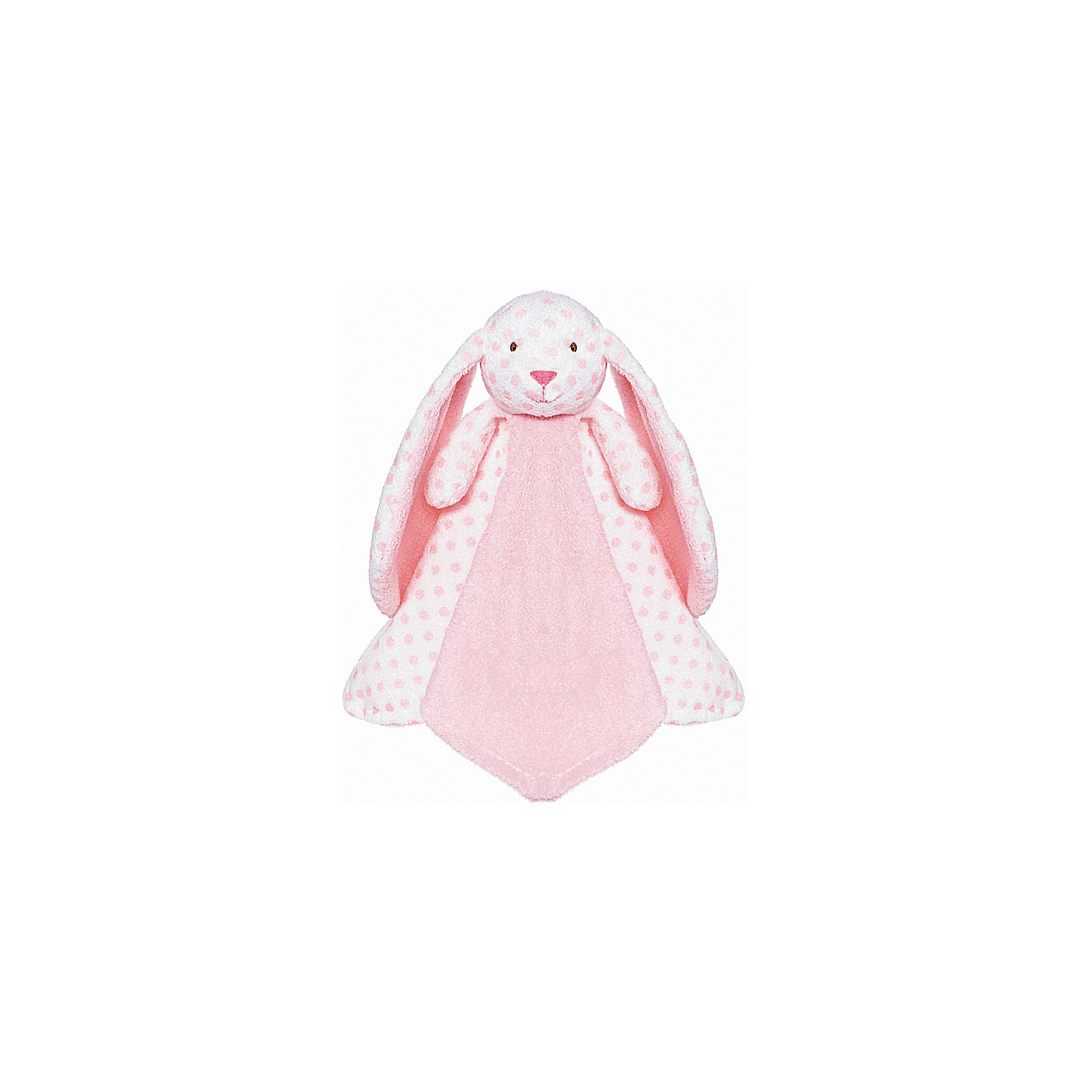 Teddykompaniet Платочек Кролик -  Большие ушки, Тедди бэби, Динглисар teddykompaniet подвесная игрушка единорог динглисар teddykompaniet