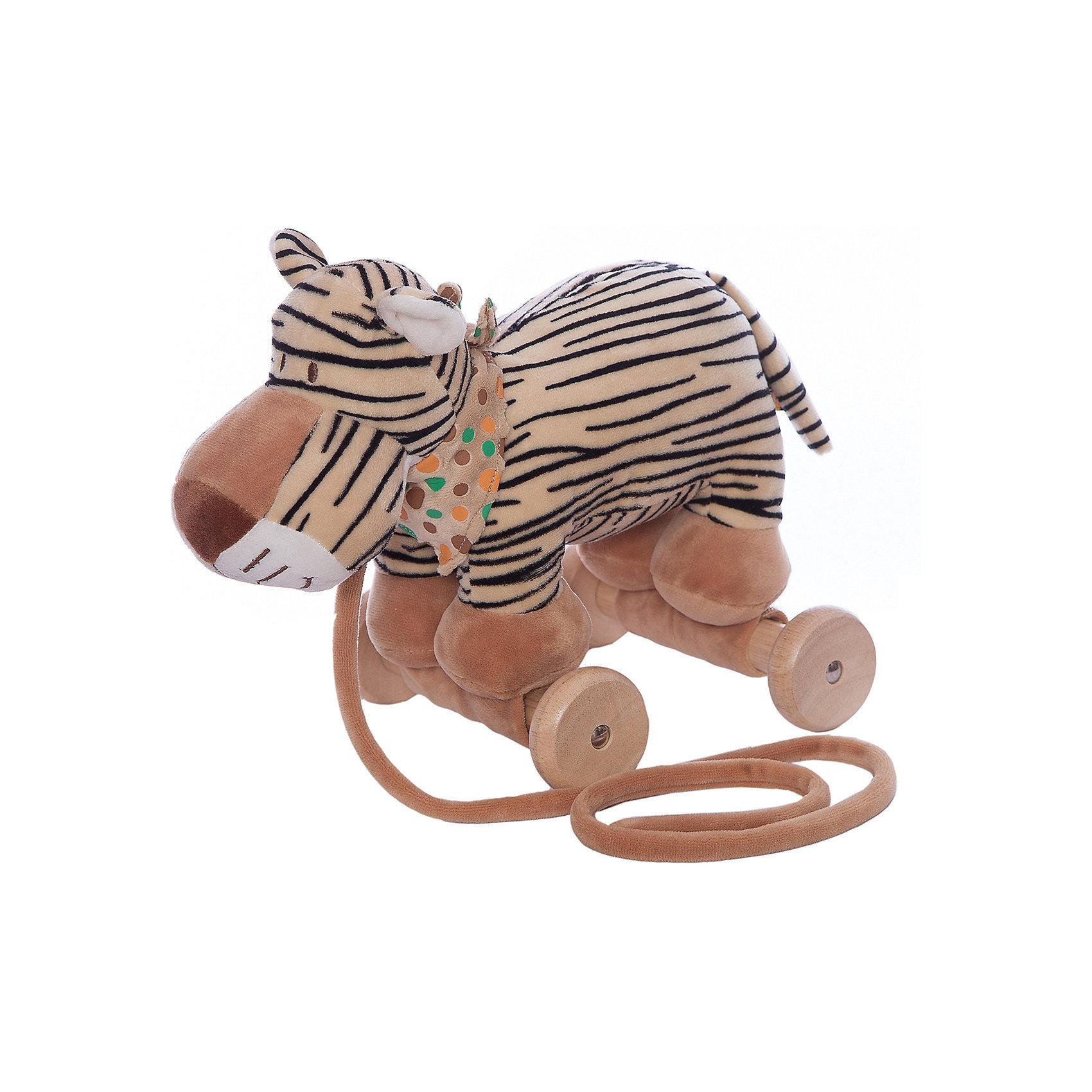 Динглисар Каталка Тигр, ДинглисарИгрушки-каталки<br>Характеристики детской каталки Teddykompaniet: <br><br>• материал: 100% хлопок (велюр), дерево;<br>• серия: Динглисар;<br>• тип каталки: на веревочке.<br><br>Игрушку-каталку «Тигр» из серии «Динглисар» малыши тянут за веревочку. Благодаря деревянным колесикам, которые расположены на широком шасси, игрушка устойчива, легко едет по ровной поверхности. В процессе игры развивается координация движений, пространственное восприятие, образное мышление. <br><br>Каталку Тигр, Динглисар можно купить в нашем интернет-магазине.<br><br>Ширина мм: 320<br>Глубина мм: 320<br>Высота мм: 320<br>Вес г: 200<br>Возраст от месяцев: 0<br>Возраст до месяцев: 12<br>Пол: Унисекс<br>Возраст: Детский<br>SKU: 5220847