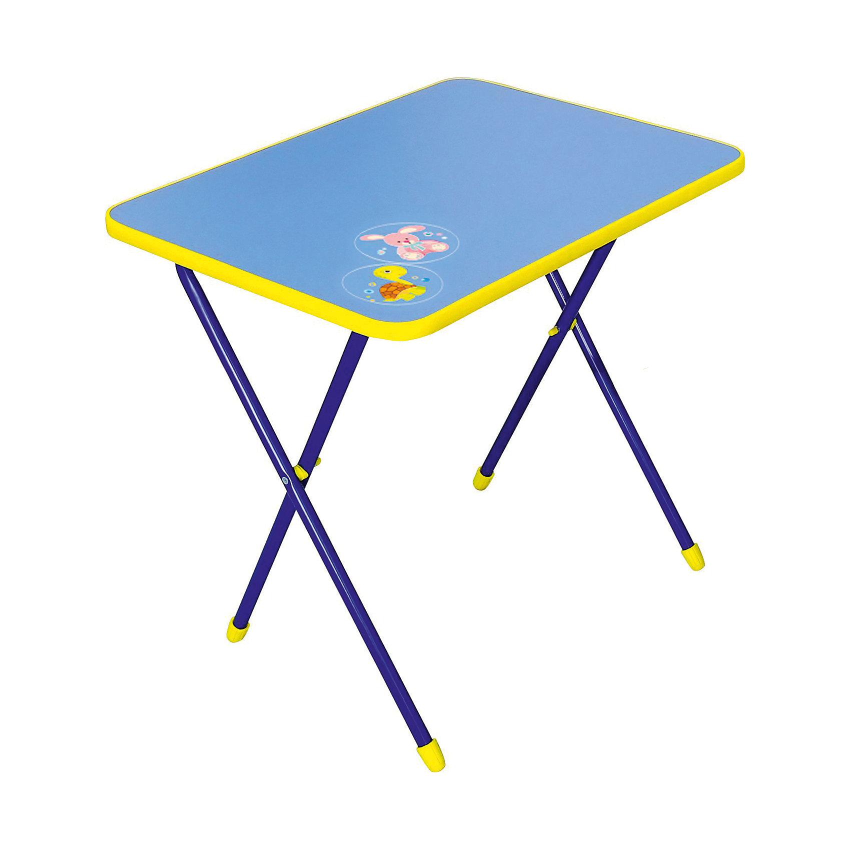 Ника Складной стол СА1. Алина, Ника, синий ника складной стол са1 алина ника красный