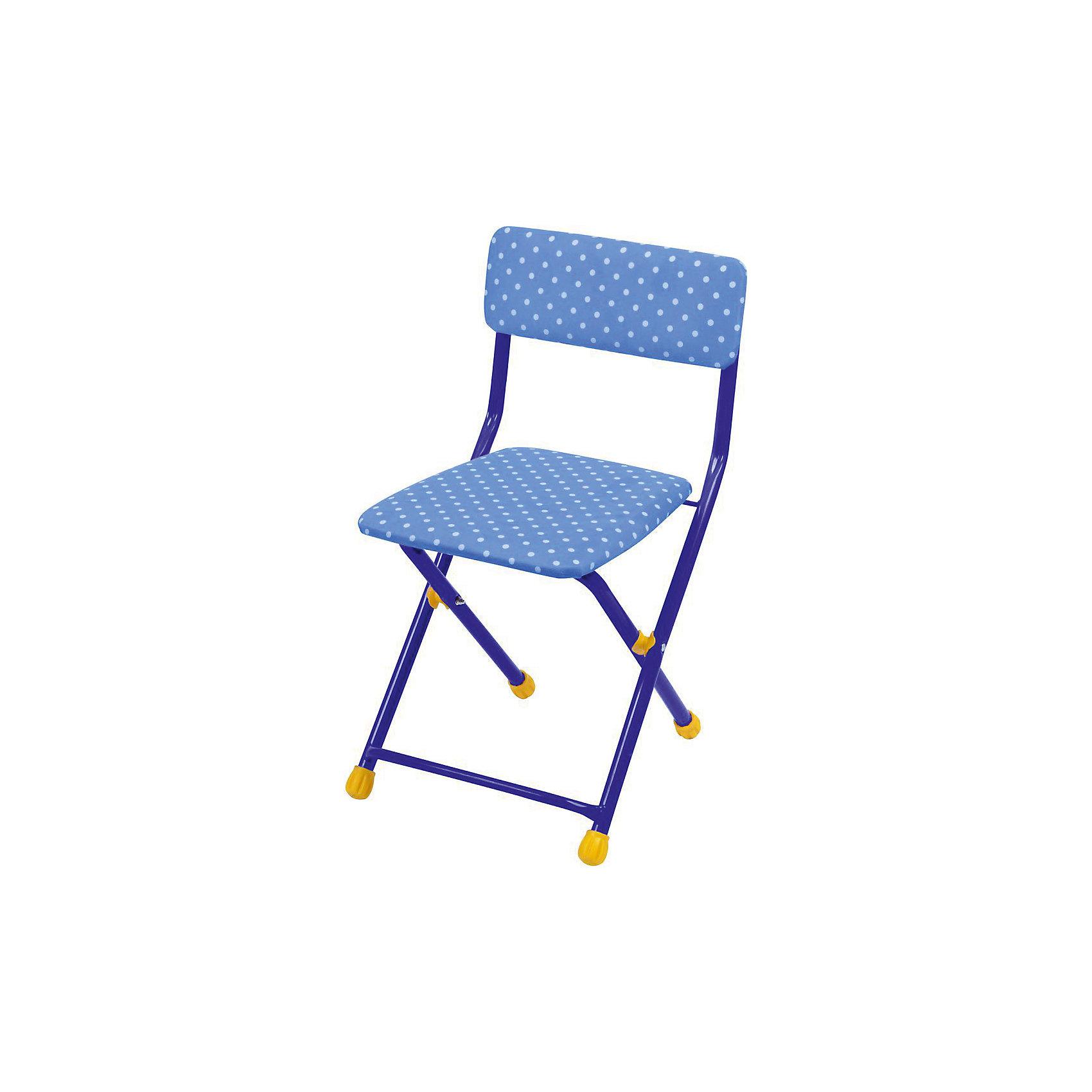 Складной стул с мягким сиденьем
