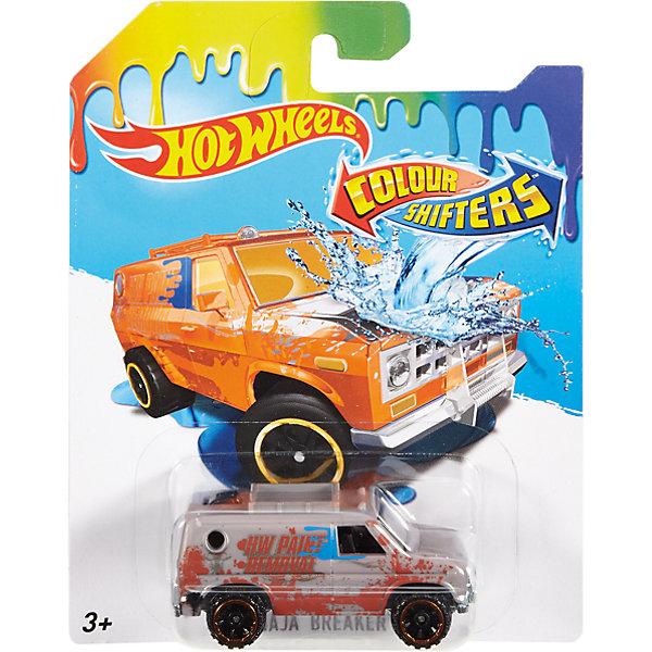 Купить Меняющая цвет машинка COLOR SHIFTERS , Hot Wheels, Mattel, Таиланд, Мужской