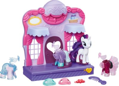 Hasbro Бутик Рарити в Кантерлоте, My little Pony