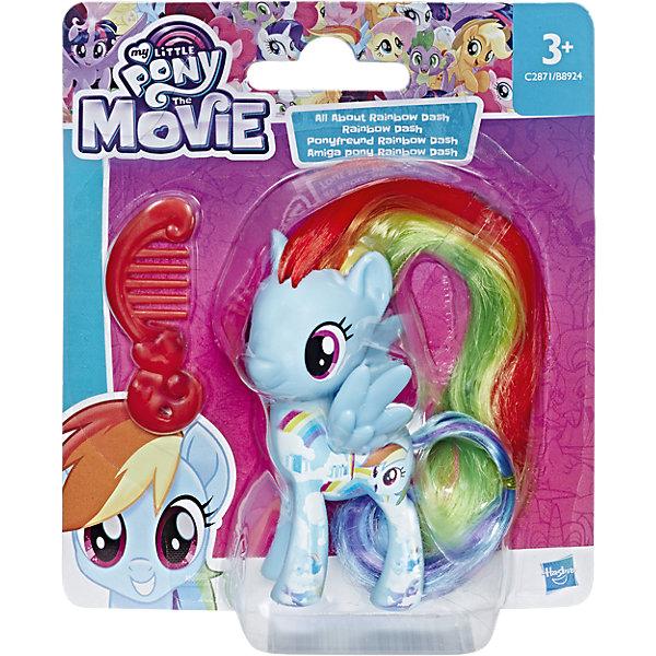 Пони-подружки, My little Pony, в ассортиментеФигурки из мультфильмов<br>Характеристики:<br><br>• Вид игр: сюжетно-ролевые, коллекционирование<br>• Пол: для девочек<br>• Коллекция: My little Pony<br>• Материал: пластик, нейлон<br>• Цвет: в ассортименте<br>• Высота фигурки: 7 см<br>• Комплектация: фигурка пони, аксессуар<br>• Вес в упаковке: 150 г<br>• Размеры упаковки (Г*Ш*В): 13,8*4,4*17 см<br>• Упаковка: блистер на картонной подложке<br><br>Пони-подружки, My little Pony, в ассортименте – это новая коллекция бренда My little Pony от Хасбро. В коллекции представлены фигурки Пинки Пай, Рарити, Искорка и Лира Хартстрингс. У каждой пони имеется в комплекте свой аксессуар: у Пинки Пай – браслет на ножку, у Рарати – солнечные очки, у Лиры Хартстрингс – браслет, у Искорки – диадема. Особенности фигурок данной коллекции заключаются в том, что пони миниатюрного размера выполнены из пластика с высокой степенью детализации мимики. Каждая пони изготовлена в динамической позе, что делает визуально их еще более живыми и правдоподобными. <br><br>Фигурки выполнены из экологически безопасного и прочного пластика, который устойчив к физическим и механическим повреждениям, окрашены нетоксичными яркими красками, которые не изменяют свой цвет даже при длительной эксплуатации. Игры с такими фигурками будут способствовать развитию фантазии, воображения, научат девочку следить за своим внешним видом. Игрушка упакована в яркую коробку с блистером. Пони-подружки, My little Pony, в ассортименте – это замечательный подарок для поклонников этой серии!<br><br>Пони-подружек, My little Pony, в ассортименте можно купить в нашем интернет-магазине.<br>Ширина мм: 9999; Глубина мм: 9999; Высота мм: 9999; Вес г: 9999; Возраст от месяцев: 36; Возраст до месяцев: 84; Пол: Женский; Возраст: Детский; SKU: 5225711;