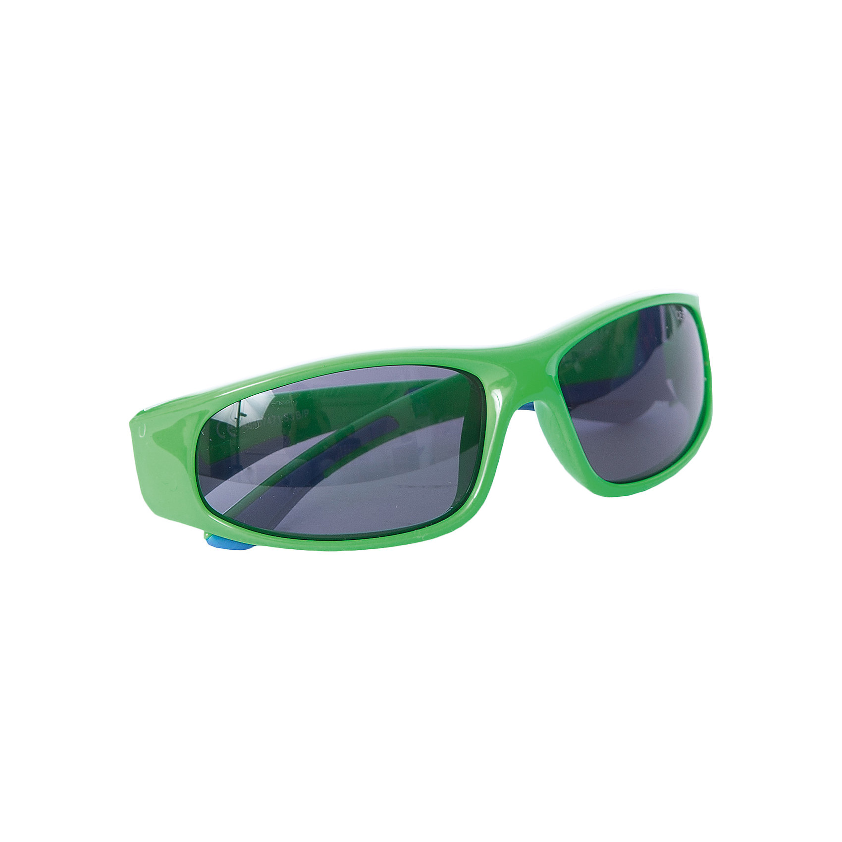 Очки солнцезащитные FLEXXY JUNIOR, неоновые, ALPINAСолнцезащитные очки<br>Характеристики:<br><br>• возраст: от 5 лет;<br>• материал: пластик;<br>• размер упаковки: 19х3х3 см;<br>• вес упаковки: 200 гр.;<br>• страна производитель: Китай.<br><br>Очки солнцезащитные Alpina Flexxy Junior неоновые защищают глаза от попадания солнечных лучей во время прогулки, отдыха на природе, катания на велосипеде, занятий спортом. Линзы выполнены из прочного материала, устойчивого к разбиванию. Они защищают глаза от всех типов УФ-лучей и не запотевают.<br><br>Очки солнцезащитные Alpina Flexxy Junior неоновые можно приобрести в нашем интернет-магазине.<br><br>Ширина мм: 133<br>Глубина мм: 81<br>Высота мм: 40<br>Вес г: 38<br>Цвет: зеленый<br>Возраст от месяцев: 60<br>Возраст до месяцев: 144<br>Пол: Мужской<br>Возраст: Детский<br>SKU: 5225742