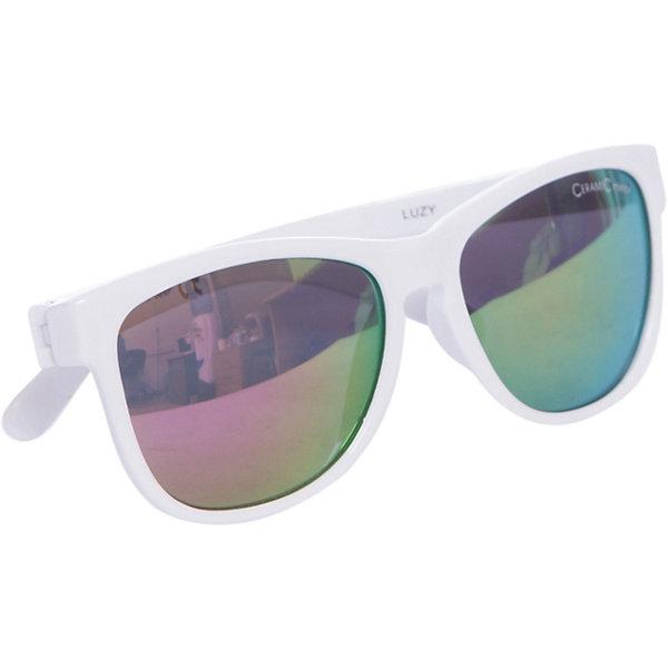 Очки солнцезащитные LUZY, белые, ALPINAСолнцезащитные очки<br>Характеристики:<br><br>• возраст: от 6 лет;<br>• материал: пластик;<br>• размер упаковки: 19х3х3 см;<br>• вес упаковки: 200 гр.;<br>• страна производитель: Китай.<br><br>Очки солнцезащитные Alpina Luzy белые защищают глаза от попадания солнечных лучей во время прогулки, отдыха на природе, катания на велосипеде. Благодаря керамической линзе они обеспечивают надежную защиту от всех типов УФ излучения. <br><br>Очки солнцезащитные Alpina Luzy белые можно приобрести в нашем интернет-магазине.<br>Ширина мм: 133; Глубина мм: 70; Высота мм: 38; Вес г: 32; Цвет: белый; Возраст от месяцев: 72; Возраст до месяцев: 120; Пол: Женский; Возраст: Детский; SKU: 5225743;