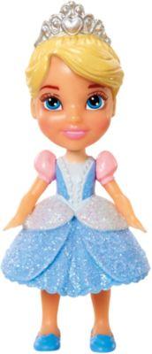 Jakks Pacific Мини-кукла Принцесса Диснея малышка - Золушка, 7.5 см