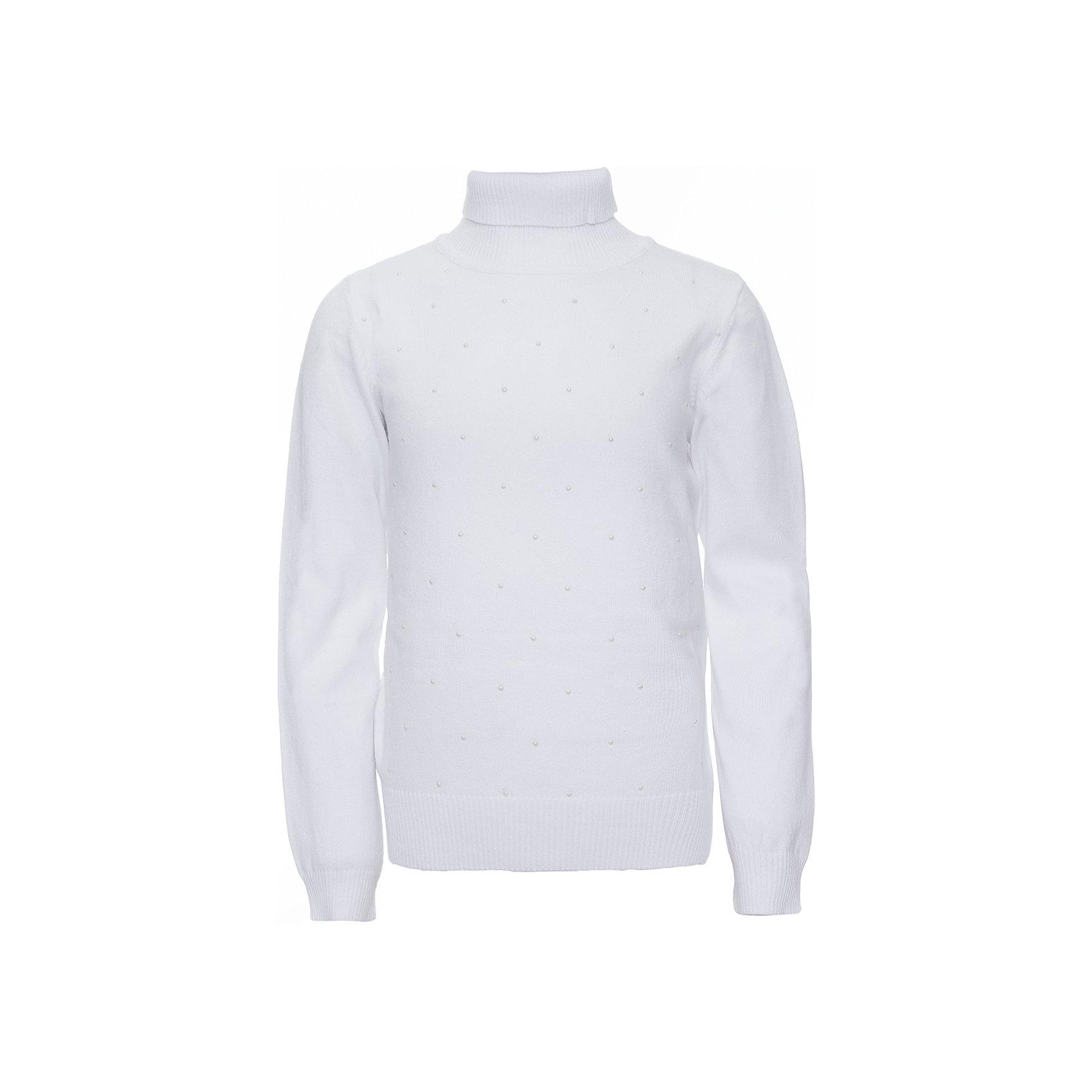 Свитер для девочки ScoolСвитер для девочки Scool<br><br><br>Характеристики:<br><br>• Цвет: белый<br>• Материал: 80% хлопок, 18% нейлон, 2% эластан<br><br>Теплый свитер с высоким воротником незаменимая вещь в гардеробе каждой модницы. Нежный розовый цвет и мягкий материал подарят ребенку уют в холодную зиму. Рукава, воротник и низ свитера на мягкой широкой резинке. Материал не вызывает аллергии и легко стирается и сушится. <br><br>Свитер для девочки Scool можно купить в нашем интернет-магазине.<br><br>Ширина мм: 190<br>Глубина мм: 74<br>Высота мм: 229<br>Вес г: 236<br>Цвет: белый<br>Возраст от месяцев: 144<br>Возраст до месяцев: 156<br>Пол: Женский<br>Возраст: Детский<br>Размер: 158,152,146,140,122,128,134,164<br>SKU: 5227628