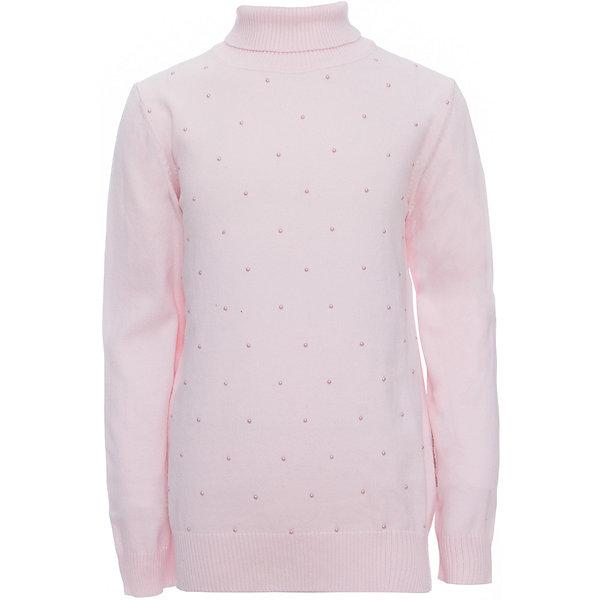 Свитер для девочки ScoolВодолазки<br>Свитер для девочки Scool<br><br><br>Характеристики:<br><br>• Цвет: розовый<br>• Материал: 80% хлопок, 18% нейлон, 2% эластан<br><br>Теплый свитер с высоким воротником незаменимая вещь в гардеробе каждой модницы. Нежный розовый цвет и мягкий материал подарят ребенку уют в холодную зиму. Рукава, воротник и низ свитера на мягкой широкой резинке. Материал не вызывает аллергии и легко стирается и сушится. <br><br>Свитер для девочки Scool можно купить в нашем интернет-магазине.<br><br>Ширина мм: 190<br>Глубина мм: 74<br>Высота мм: 229<br>Вес г: 236<br>Цвет: розовый<br>Возраст от месяцев: 72<br>Возраст до месяцев: 84<br>Пол: Женский<br>Возраст: Детский<br>Размер: 152,134,140,146,128,164,158,122<br>SKU: 5227637