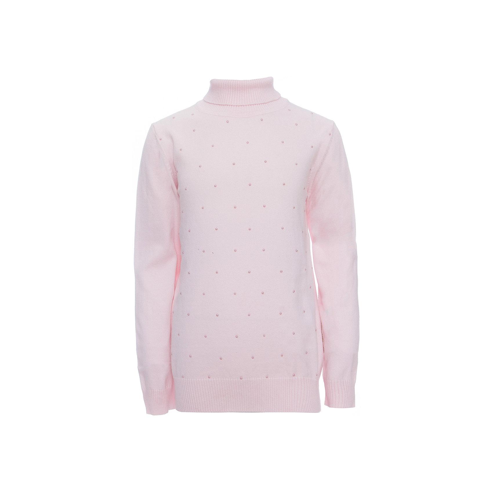 Свитер для девочки ScoolСвитер для девочки Scool<br><br><br>Характеристики:<br><br>• Цвет: розовый<br>• Материал: 80% хлопок, 18% нейлон, 2% эластан<br><br>Теплый свитер с высоким воротником незаменимая вещь в гардеробе каждой модницы. Нежный розовый цвет и мягкий материал подарят ребенку уют в холодную зиму. Рукава, воротник и низ свитера на мягкой широкой резинке. Материал не вызывает аллергии и легко стирается и сушится. <br><br>Свитер для девочки Scool можно купить в нашем интернет-магазине.<br><br>Ширина мм: 190<br>Глубина мм: 74<br>Высота мм: 229<br>Вес г: 236<br>Цвет: розовый<br>Возраст от месяцев: 132<br>Возраст до месяцев: 144<br>Пол: Женский<br>Возраст: Детский<br>Размер: 152,134,140,146,122,128,164,158<br>SKU: 5227637