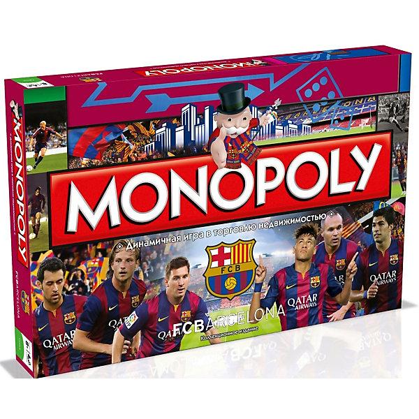 Настольная игра Монополия ФК Барселона