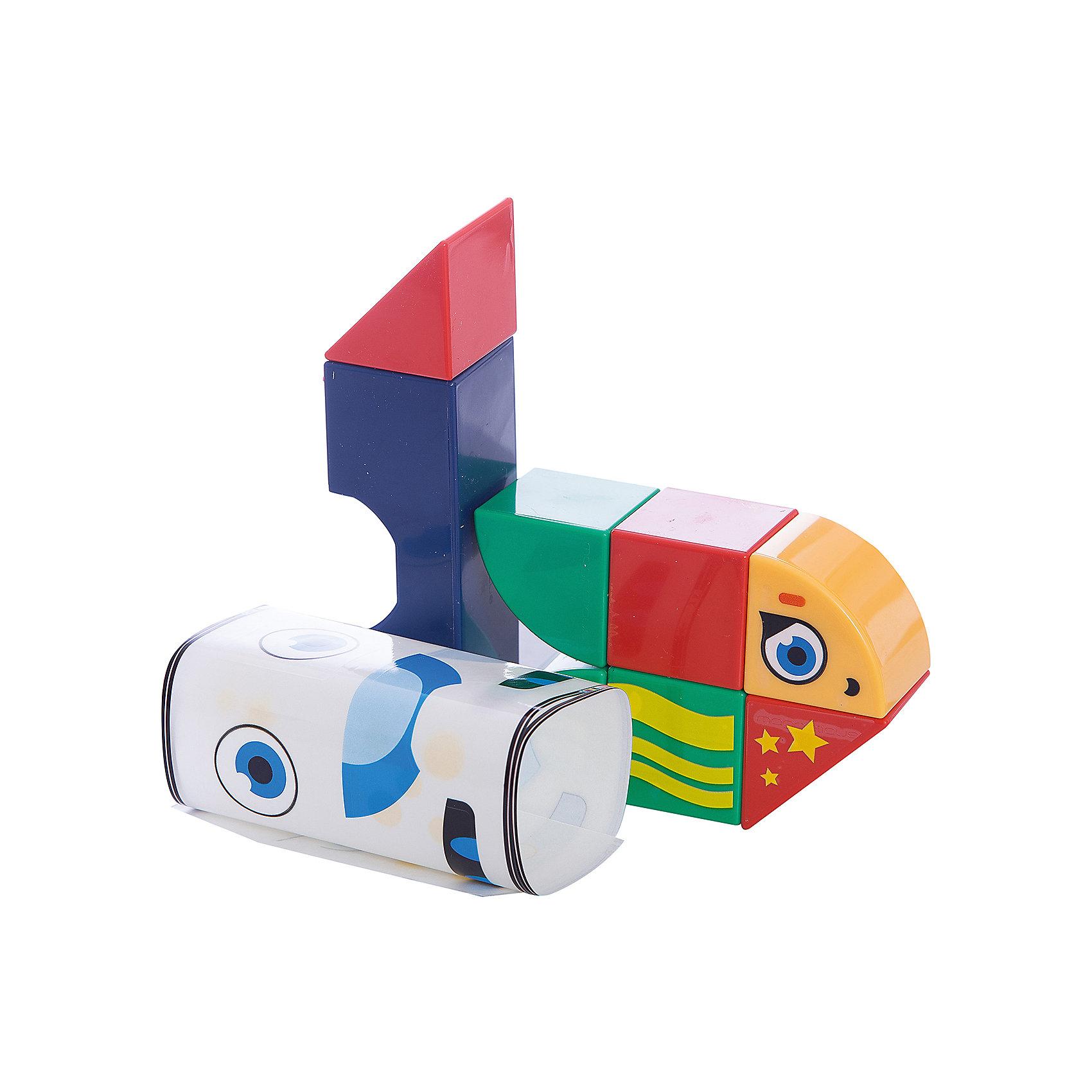 Магнитные кубики ДжунглиРазвивающие игрушки<br>Характеристики:<br><br>• количество кубиков в наборе Magneticus: 8 шт.;<br>• магниты встроены в грани кубиков;<br>• материал: металл, полимерное покрытие;<br>• размер упаковки: 23х24х5 см;<br>• вес: 360 г.<br><br>Магнитные кубики помогают развить моторику рук, цветовосприятие и фантазию. Кубики представлены в 4-х цветах. Из 8 кубиков можно построить объемные фигурки животных, а также домики, башни и крепости. В грани кубиков встроены магниты, поэтому собранные фигуры не рассыпаются во время игры. <br><br>Магнитные кубики Джунгли можно купить в нашем магазине.<br><br>Ширина мм: 235<br>Глубина мм: 50<br>Высота мм: 240<br>Вес г: 350<br>Возраст от месяцев: 36<br>Возраст до месяцев: 84<br>Пол: Унисекс<br>Возраст: Детский<br>SKU: 5238557