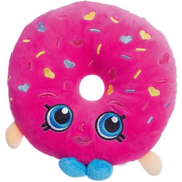 Мягкая игрушка Пончик Делиш, 20см, ShopkinsМягкие игрушки из мультфильмов<br>Характеристики:<br><br>• размер игрушки: 20 см;<br>• материал: плюш;<br>• наполнитель: синтепон;<br>• декоративные элементы: вышивка;<br>• упаковка: ПВХ-пакет.<br><br>Плюшевая коллекционная игрушка Шопкинс создана по мотивам мультсериала для детей. Пончик Делиш с огромными голубыми глазами, личико - вышивка-аппликация, тельце мягконабивное. В процессе игры развивается воображение, речь, тактильное восприятие.<br><br>Мягкую игрушку Пончик Делиш, 20см, Shopkins можно купить в нашем магазине.<br>Ширина мм: 185; Глубина мм: 180; Высота мм: 50; Вес г: 90; Возраст от месяцев: 36; Возраст до месяцев: 2147483647; Пол: Женский; Возраст: Детский; SKU: 5247684;