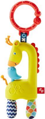 Mattel Погремушка-прорезыватель Жираф, Fisher Price