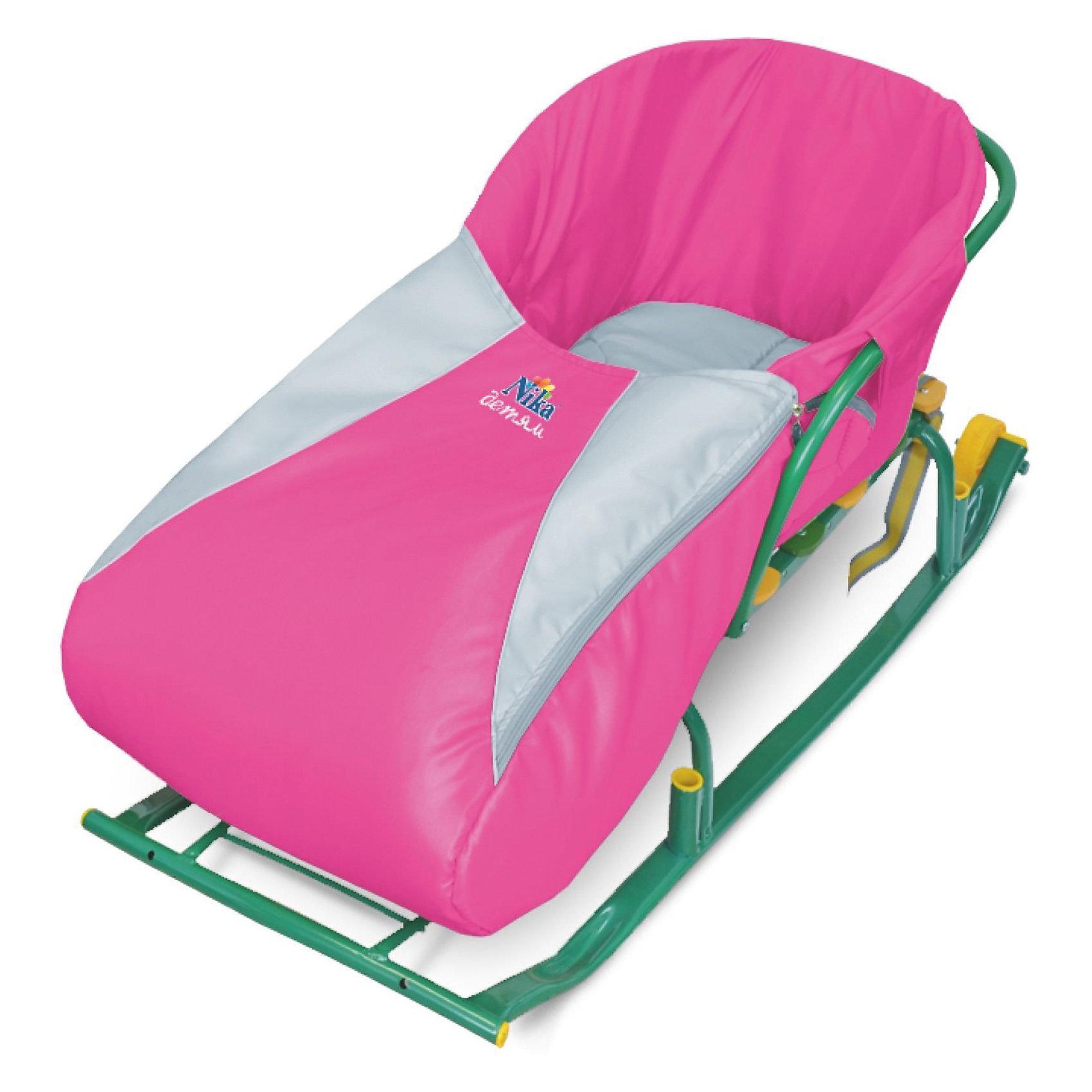 Сиденье с чехлом для ног, розовый, НикаСиденье с чехлом для ног, розовый, Ника - удобное, мягкое и теплое сидение обеспечит комфорт и удобство малыша.<br> Молния на сиденье позволяет максимально быстро и удобно посадить малыша в санки.<br> Яркий цвет сидения создаст хорошее настроение в зимнее время.<br> Материал верха и низа-ткань с водоотталкивающей пропиткой.<br> Внутренний утеплитель- поролон.<br> Материал приятен на ощупь, не продувается и не промокает.<br> Сиденье надежно крепится к санкам.<br> В случае загрязнения изделие хорошо стирается.<br><br>Сиденье с чехлом для ног, розовый, Ника можно купить в нашем интернет-магазине.<br><br>Ширина мм: 300<br>Глубина мм: 300<br>Высота мм: 30<br>Вес г: 2000<br>Возраст от месяцев: 36<br>Возраст до месяцев: 144<br>Пол: Унисекс<br>Возраст: Детский<br>SKU: 5248178