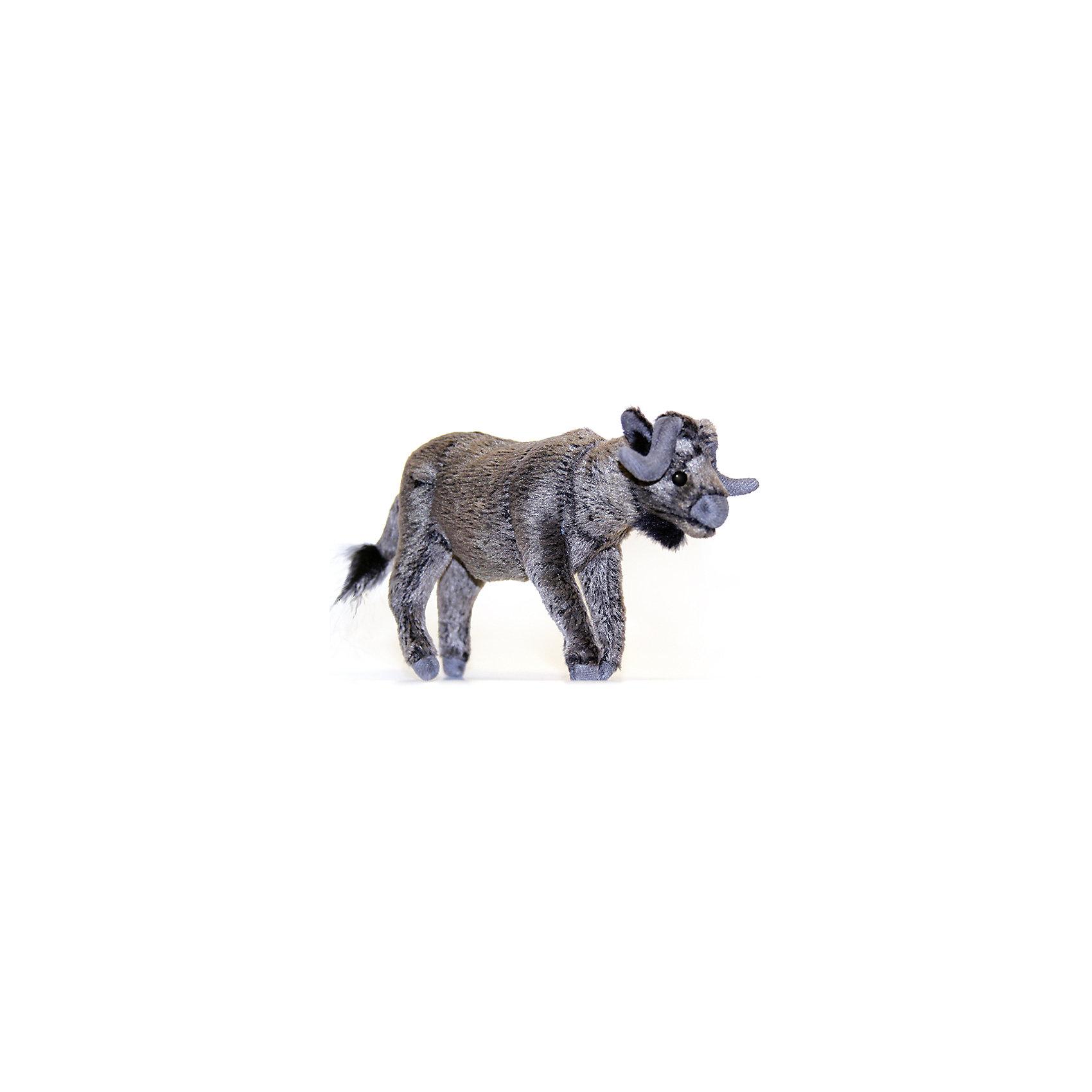 Бык 16 см, HANSAЗвери и птицы<br>Характеристики товара:<br>• Бык - Африканский буйвол<br>• цвет: коричневый<br>• материал: пластик, полимер, искусственный мех, металл<br>• вес: 200 г<br>• размер: 16х6х12 см<br>• очень натуральстичный<br>• металлический каркас<br>• страна производства: Филиппины<br><br>Такая натуралистичная игрушка не только отлично смотрится, она приятна на ощупь и поможет ребенку получить представление о животных. С ней можно придумать множество игр!<br>Красивые игрушки в виде животных помогают привить детям любовь к природе. Изделие произведено из качественных и безопасных для ребенка материалов. Игра с таким изделием помогает развить мышление ребенка, аккуратность, внимательность, мелкую моторику и воображение.<br><br>Игрушку Бык 16 см, HANSA, можно купить в нашем интернет-магазине.<br><br>Ширина мм: 160<br>Глубина мм: 60<br>Высота мм: 120<br>Вес г: 200<br>Возраст от месяцев: 36<br>Возраст до месяцев: 2147483647<br>Пол: Унисекс<br>Возраст: Детский<br>SKU: 5253078