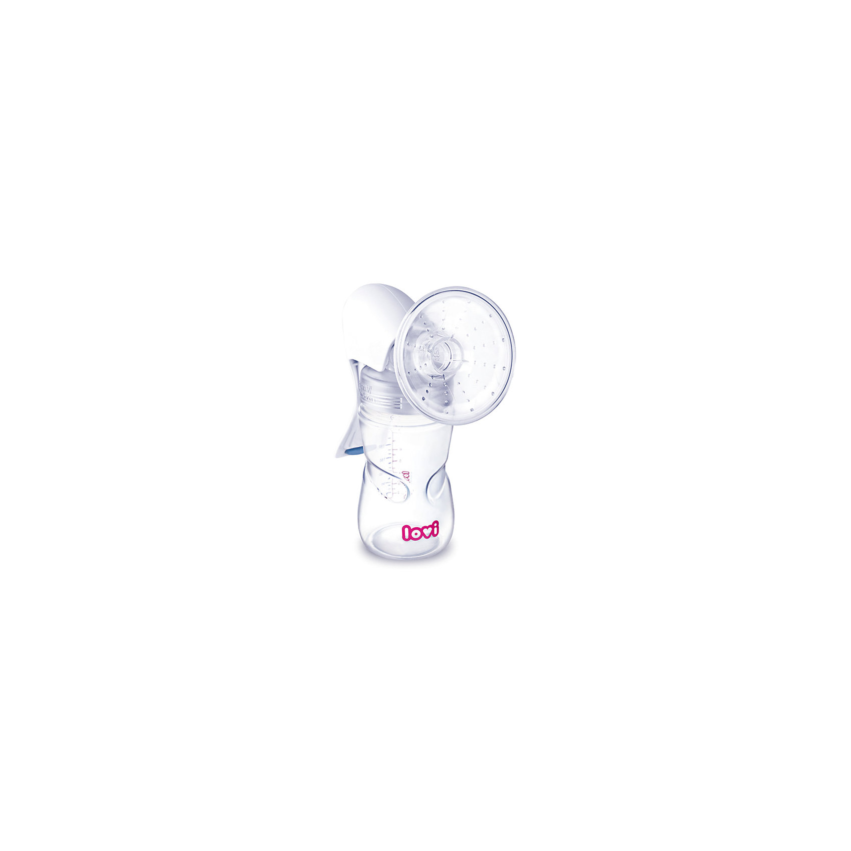 Ручной молокоотсос + подарок 2 шт соски, LoviМолокоотсосы и аксессуары<br>Ручной молокоотсос + подарок 2 шт соски, Lovi (Лови).<br><br>Характеристика:<br><br>• Материал: полипропилен, силикон, тритан.<br>• Размер упаковки: 22х26х16 см.<br>• Комплектация: молокоотсос, силиконовая накладка, крышка для силиконовой накладки, бутылочка Lovi 250 мл (0% BPA), силиконовая динамическая соска Lovi (поток мини, 0+ мес.), эластичный уплотнительный диск, завинчивающаяся крышка, колпачок со шкалой. <br>• В подарок: 2 соски ( 0мес+, мини поток; 3 мес.+, переменный поток).<br>• Силиконовая динамичная соска Lovi постоянно изменяет свою форму в процессе кормления.<br>• Регулирование силы сцеживания.<br>• Эргономичная форма бутылочки и рукоятки.<br><br>Ручной молокоотсос от Lovi станет незаменимым помощником для любой мамы. Молокоотсос удобен и прост использовании. Силиконовая массажная накладка обеспечит эффективное, безболезненное, комфортное сцеживание. Эргономичная форма бутылочки и рукоятки гарантирует правильный и удобный захват во время использования. Модель позволяет регулировать интенсивность сцеживания, подстраиваясь под индивидуальные особенности женщины.<br>Силиконовая соска Lovi - мягкая и подвижная, она может изменять форму во время кормления, подстраиваясь под ритм сосания ребенка. Соска имеет систему внутренних вставок, которые регулируют поток молока и стимулируют ребенка к активному сосанию.<br><br>Ручной молокоотсос + подарок 2 шт соски, Lovi (Лови), можно купить в нашем интернет-магазине.<br><br>Ширина мм: 220<br>Глубина мм: 255<br>Высота мм: 155<br>Вес г: 542<br>Возраст от месяцев: 0<br>Возраст до месяцев: 36<br>Пол: Унисекс<br>Возраст: Детский<br>SKU: 5254610