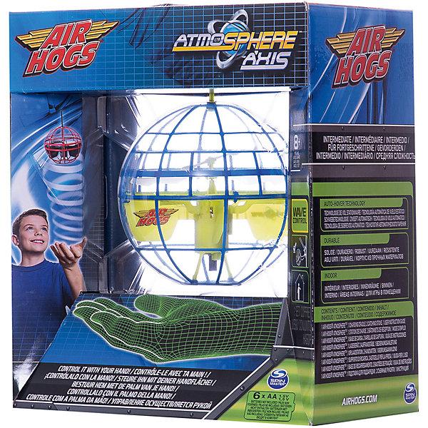 Игрушка НЛО Летающий шар, сине-жёлтый, AIR HOGSИнтерактивные игрушки для малышей<br>Характеристики:<br><br>• световые эффекты – подсветка шара;<br>• наличие сенсоров;<br>• ударопрочный шар, не разбивается при падении;<br>• для подзарядки шара используется подставка-база;<br>• тип батареек: 6 шт. типа АА;<br>• батарейки в комплект не входят;<br>• комплектация: летающий шар, зарядное устройство;<br>• размер упаковки: 30х23х13 см.<br><br>НЛО Летающий шар сферической формы оснащен сенсорами. Шар можно перебрасывать друг другу, при столкновении с препятствием шар отталкивается от поверхности и меняет траекторию движения. <br><br>Игрушка НЛО Летающий шар, сине-желтый, AIR HOGS можно купить в нашем магазине.<br><br>Ширина мм: 300<br>Глубина мм: 230<br>Высота мм: 130<br>Вес г: 419<br>Возраст от месяцев: 36<br>Возраст до месяцев: 2147483647<br>Пол: Мужской<br>Возраст: Детский<br>SKU: 5255004
