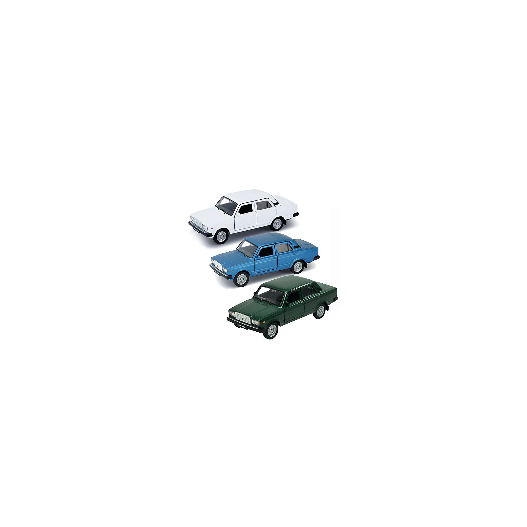 Модель машины  1:34-39 LADA 2107, зеленая, Welly<br><br>Ширина мм: 60<br>Глубина мм: 115<br>Высота мм: 145<br>Вес г: 161<br>Возраст от месяцев: 36<br>Возраст до месяцев: 2147483647<br>Пол: Мужской<br>Возраст: Детский<br>SKU: 5255019