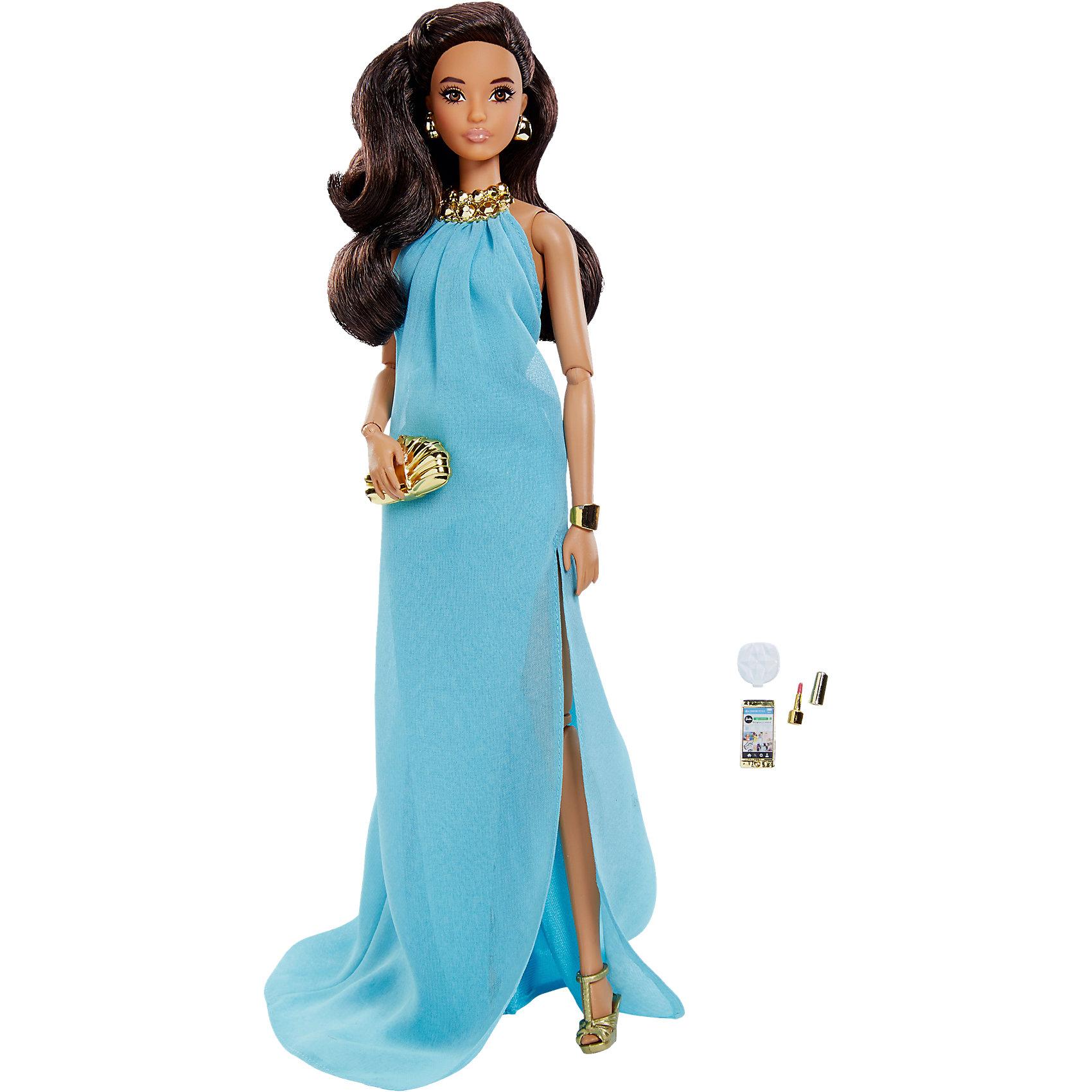 Коллекционная кукла Городской блеск, BarbieКуклы-модели<br><br><br>Ширина мм: 332<br>Глубина мм: 180<br>Высота мм: 70<br>Вес г: 320<br>Возраст от месяцев: 96<br>Возраст до месяцев: 144<br>Пол: Женский<br>Возраст: Детский<br>SKU: 5257108