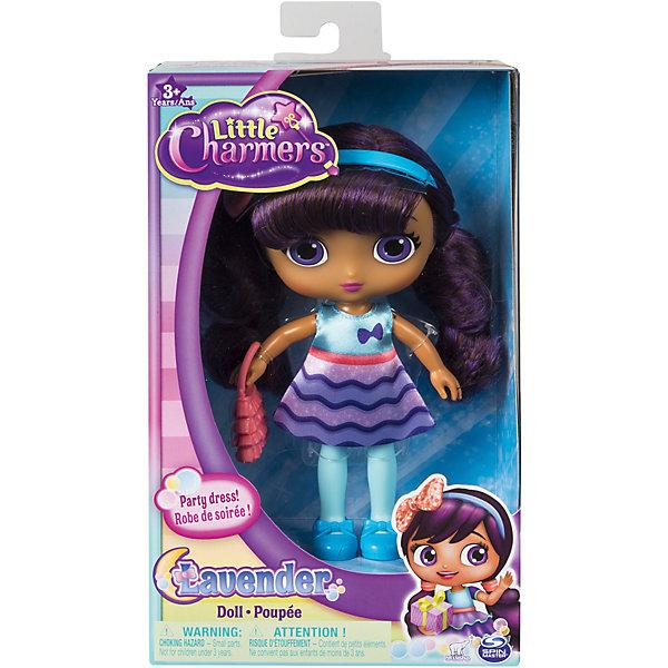 Кукла Лавендер, Маленькие волшебницы, Spin Master, 20 смКуклы<br>Характеристики:<br><br>• серия: Маленькие волшебницы;<br>• аксессуары: ободок, сумочка;<br>• материал: пластик, нейлон;<br>• высота куклы: 20 см;<br>• размер упаковки: 25х15х7,5 см.<br><br>Кукла Лавендер одета в нарядное платьице, обута в сапожки. Ее длинные волосы можно расчесывать, создавая куколке различные прически. В процессе игры развивается фантазия, воображение, речь. <br><br>Куклу Лавендер, Маленькие волшебницы, Spin Master, 20 см можно купить в нашем магазине.<br>Ширина мм: 155; Глубина мм: 255; Высота мм: 75; Вес г: 353; Возраст от месяцев: 36; Возраст до месяцев: 2147483647; Пол: Женский; Возраст: Детский; SKU: 5257334;
