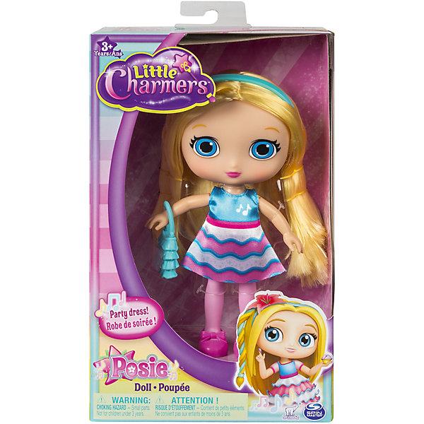 Кукла Пози, Маленькие волшебницы, Spin Master, 20 смКуклы<br>Характеристики:<br><br>• серия: Маленькие волшебницы;<br>• аксессуары: ободок, сумочка;<br>• материал: пластик, нейлон;<br>• высота куклы: 20 см;<br>• размер упаковки: 25х15х7,5 см.<br><br>Кукла Пози одета в нарядное платьице, обута в сапожки. Ее длинные волосы можно расчесывать, создавая куколке различные прически. В процессе игры развивается фантазия, воображение, речь. <br><br>Куклу Пози, Маленькие волшебницы, Spin Master, 20 см можно купить в нашем магазине.<br><br>Ширина мм: 155<br>Глубина мм: 255<br>Высота мм: 75<br>Вес г: 353<br>Возраст от месяцев: 36<br>Возраст до месяцев: 2147483647<br>Пол: Женский<br>Возраст: Детский<br>SKU: 5257335