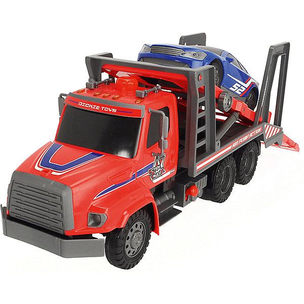 Транспортер AirPump, 57 см, Dickie ToysМашинки<br>Характеристики:<br><br>• длина транспортера: 57 см;<br>• помповый насос работает без батареек;<br>• комплектация: транспортер, легковая машинка;<br>• размер упаковки: 59х28х19 см.<br><br>Габаритный транспортер Dickie Toys с системой AirPump оснащен подвижными элементами. Машинки загоняются в транспортер по специальному выдвижному пандусу, платформа с машинкой поднимается и опускается, срабатывает помповый механизм. Система AirPump отвечает за процесс накачки воздуха. Игра обогащает фантазию ребенка, знакомит с работой простых механизмов.<br><br>Транспортер AirPump, 57 см, Dickie Toys можно купить в нашем магазине.<br><br>Ширина мм: 190<br>Глубина мм: 280<br>Высота мм: 590<br>Вес г: 2048<br>Возраст от месяцев: 36<br>Возраст до месяцев: 120<br>Пол: Мужской<br>Возраст: Детский<br>SKU: 5258957