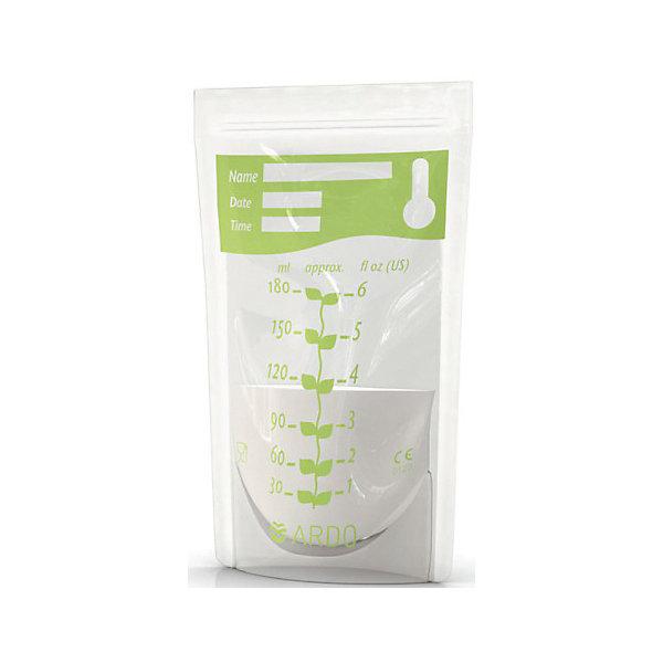 Пакеты для замораживания грудного молока EASY FREEZE, ARDOМолокоотсосы и аксессуары<br>Пакеты для замораживания грудного молока EASY FREEZE, ARDO (АРДО).<br><br>Характеристики:<br><br>- Возраст ребенка: от 0 месяцев<br>- Комплектация: 20 пакетов<br>- Объем одного пакета: 180 мл.<br>- Размер пакета: 200х100 мм.<br>- Материал: полиэтилен<br>- Не содержат Бисфенол-А<br><br>Пакеты для замораживания грудного молока Easy Freeze от компании Ardo (Ардо) обеспечивают безопасное хранение грудного молока. Гигиеническая камерная система премиум-качества защищает молоко от загрязнения, двойные стенки пакета предохраняют молоко от появления неприятного запаха. Прочная застежка Handy Zip гарантирует герметичность. По мере заполнения пакет раскрывается, обретая устойчивое основание, что дает ему возможность прочно стоять на ровной поверхности. Встроенный в пакет индикатор температуры покажет, когда молоко теплое и готово к употреблению. Предусмотрена возможность сцеживать молоко непосредственно в пакет. Пакеты сделаны из высококачественного безопасного материала, прошедшего испытания FDA (Управление по контролю качества пищевых продуктов и лекарственных препаратов).<br><br>Пакеты для замораживания грудного молока EASY FREEZE, ARDO (АРДО) можно купить в нашем интернет-магазине.<br>Ширина мм: 150; Глубина мм: 200; Высота мм: 200; Вес г: 500; Возраст от месяцев: 0; Возраст до месяцев: 12; Пол: Унисекс; Возраст: Детский; SKU: 5262000;