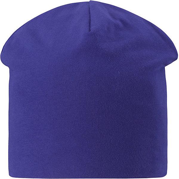 Шапка  для мальчика LASSIEШапки и шарфы<br>Характеристики товара:<br><br>• цвет: синий<br>• состав: 95% хлопок, 5% эластан<br>• эластичный материал<br>• мягкая сплошная подкладка: смесь хлопка jersey<br>• комфортная посадка<br>• страна производства: Китай<br>• страна бренда: Финляндия<br>• коллекция: весна-лето 2017<br><br>Детский головной убор может быть модным и удобным одновременно! Стильная шапка поможет обеспечить ребенку комфорт и дополнить наряд. Она отлично смотрится с различной одеждой. Шапка удобно сидит и аккуратно выглядит. Проста в уходе, долго служит. Продуманный крой разрабатывался специально для детей.<br><br>Обувь и одежда от финского бренда LASSIE пользуются популярностью во многих странах. Они стильные, качественные и удобные. Для производства продукции используются только безопасные, проверенные материалы и фурнитура. Порадуйте ребенка модными и красивыми вещами от Lassie®! <br><br>Шапку для мальчика от финского бренда LASSIE можно купить в нашем интернет-магазине.<br><br>Ширина мм: 89<br>Глубина мм: 117<br>Высота мм: 44<br>Вес г: 155<br>Цвет: синий<br>Возраст от месяцев: 12<br>Возраст до месяцев: 18<br>Пол: Мужской<br>Возраст: Детский<br>Размер: 46-48,54-56,50-52<br>SKU: 5264155