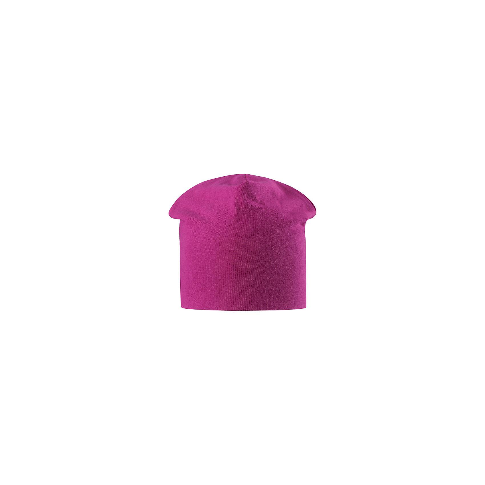 Шапка  для девочки LASSIEШапки и шарфы<br>Характеристики товара:<br><br>• цвет: сиреневый<br>• состав: 100% хлопок<br>• температурный режим: от +15°до +5°С<br>• эластичный хлопковый трикотаж<br>• мягкая сплошная подкладка: смесь хлопка jersey<br>• рисунок на передней части<br>• светоотражающая эмблема<br>• комфортная посадка<br>• страна производства: Китай<br>• страна бренда: Финляндия<br>• коллекция: весна-лето 2017<br><br>Детский головной убор может быть модным и удобным одновременно! Стильная шапка поможет обеспечить ребенку комфорт и дополнить наряд. Она отлично смотрится с различной одеждой. Шапка удобно сидит и аккуратно выглядит. Проста в уходе, долго служит. Продуманный крой разрабатывался специально для детей.<br><br>Обувь и одежда от финского бренда LASSIE by Reima пользуются популярностью во многих странах. Они стильные, качественные и удобные. Для производства продукции используются только безопасные, проверенные материалы и фурнитура. Порадуйте ребенка модными и красивыми вещами от Lassie®! <br><br>Шапку от финского бренда LASSIE by Reima можно купить в нашем интернет-магазине.<br><br>Ширина мм: 89<br>Глубина мм: 117<br>Высота мм: 44<br>Вес г: 155<br>Цвет: красный<br>Возраст от месяцев: 36<br>Возраст до месяцев: 60<br>Пол: Женский<br>Возраст: Детский<br>Размер: 50-52,54-56,46-48<br>SKU: 5264171