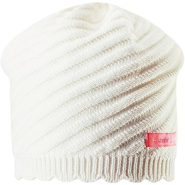 Шапкадля девочки LASSIEШапки и шарфы<br>Характеристики товара:<br><br>• цвет: белый<br>• температурный режим: от +15°до +5°С<br>• состав: 100% хлопок<br>• эластичный материал<br>• мягкая сплошная подкладка: смесь хлопка jersey<br>• ветронепроницаемые вставки в области ушей<br>• декоративная эмблема<br>• комфортная посадка<br>• страна производства: Китай<br>• страна бренда: Финляндия<br>• коллекция: весна-лето 2017<br><br>Детский головной убор может быть модным и удобным одновременно! Стильная шапка поможет обеспечить ребенку комфорт и дополнить наряд. Она отлично смотрится с различной одеждой. Шапка удобно сидит и аккуратно выглядит. Проста в уходе, долго служит. Продуманный крой разрабатывался специально для детей.<br><br>Обувь и одежда от финского бренда LASSIE пользуются популярностью во многих странах. Они стильные, качественные и удобные. Для производства продукции используются только безопасные, проверенные материалы и фурнитура. Порадуйте ребенка модными и красивыми вещами от Lassie®! <br><br>Шапку для девочки от финского бренда LASSIE можно купить в нашем интернет-магазине.<br>Ширина мм: 89; Глубина мм: 117; Высота мм: 44; Вес г: 155; Цвет: белый; Возраст от месяцев: 36; Возраст до месяцев: 60; Пол: Женский; Возраст: Детский; Размер: 50-52,46-48,54-56; SKU: 5264207;