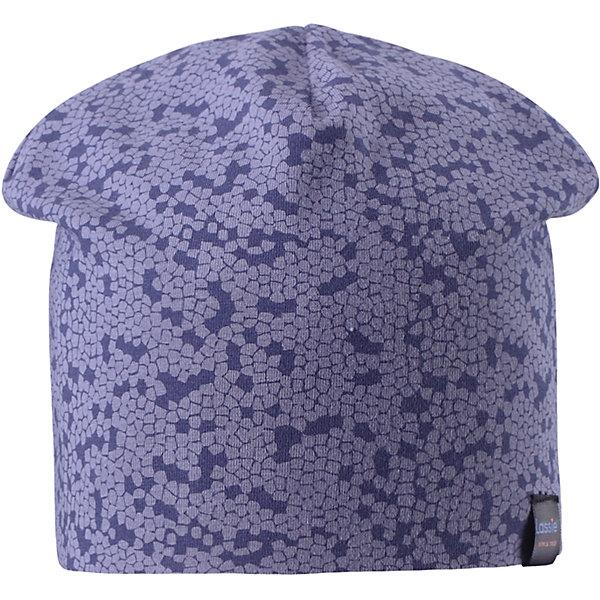 Шапка LASSIEШапки и шарфы<br>Характеристики товара:<br><br>• цвет: синий<br>• температурный режим: от +15°до +5°С<br>• состав: 97% хлопок, 3% эластан<br>• эластичный материал<br>• мягкая сплошная подкладка: смесь хлопка jersey<br>• ветронепроницаемые вставки в области ушей<br>• принт<br>• комфортная посадка<br>• страна производства: Китай<br>• страна бренда: Финляндия<br>• коллекция: весна-лето 2017<br><br>Детский головной убор может быть модным и удобным одновременно! Стильная шапка поможет обеспечить ребенку комфорт и дополнить наряд. Она отлично смотрится с различной одеждой. Шапка удобно сидит и аккуратно выглядит. Проста в уходе, долго служит. Продуманный крой разрабатывался специально для детей.<br><br>Обувь и одежда от финского бренда LASSIE пользуются популярностью во многих странах. Они стильные, качественные и удобные. Для производства продукции используются только безопасные, проверенные материалы и фурнитура. Порадуйте ребенка модными и красивыми вещами от Lassie®! <br><br>Шапку от финского бренда LASSIE можно купить в нашем интернет-магазине.<br>Ширина мм: 89; Глубина мм: 117; Высота мм: 44; Вес г: 155; Цвет: синий; Возраст от месяцев: 12; Возраст до месяцев: 18; Пол: Унисекс; Возраст: Детский; Размер: 46-48,54-56,50-52; SKU: 5264211;