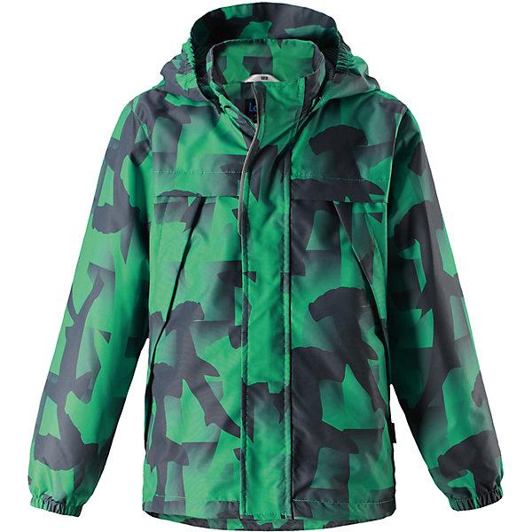 Куртка для мальчика LASSIEОдежда<br>Характеристики товара:<br><br>• цвет: зеленый<br>• температурный режим: от +10°до 0°С<br>• состав: 100% полиэстер, мембрана 100% полиуретан.<br>• подкладка из mesh-сетки<br>• водонепроницаемость: 1000 мм<br>• сопротивление трению: 20000 циклов (тест Мартиндейла)<br>• водоотталкивающий, ветронепроницаемый и «дышащий» материал<br>• карманы <br>• отстегивающийся капюшон<br>• молния<br>• планка от ветра<br>• эластичные манжеты<br>• комфортная посадка<br>• страна производства: Китай<br>• страна бренда: Финляндия<br>• коллекция: весна-лето 2017<br><br>Демисезонная куртка поможет обеспечить ребенку комфорт и тепло. Она отлично смотрится с различной одеждой и обувью. Изделие удобно сидит и модно выглядит. Материал - водоотталкивающий, ветронепроницаемый и «дышащий». Продуманный крой разрабатывался специально для детей.<br><br>Обувь и одежда от финского бренда LASSIE пользуются популярностью во многих странах. Они стильные, качественные и удобные. Для производства продукции используются только безопасные, проверенные материалы и фурнитура. Порадуйте ребенка модными и красивыми вещами от Lassie®! <br><br>Куртку для мальчика от финского бренда LASSIE можно купить в нашем интернет-магазине.<br><br>Ширина мм: 356<br>Глубина мм: 10<br>Высота мм: 245<br>Вес г: 519<br>Цвет: зеленый<br>Возраст от месяцев: 48<br>Возраст до месяцев: 60<br>Пол: Мужской<br>Возраст: Детский<br>Размер: 110,128,122,140,134,98,116,92,104<br>SKU: 5264485