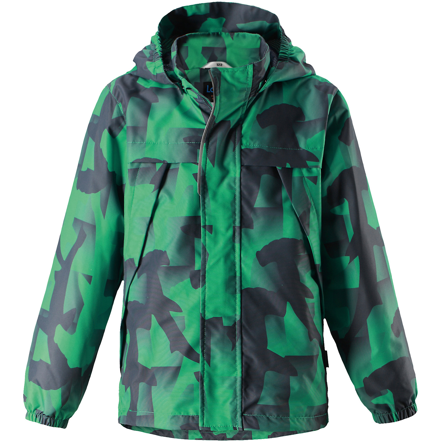 Куртка для мальчика LASSIEОдежда<br>Курткадля мальчика LASSIE<br>Состав:<br>100% Полиэстер, полиуретановое покрытие<br> Куртка для детей<br> Водоотталкивающий, ветронепроницаемый и «дышащий» материал<br> Подкладка из mesh-сетки<br> Безопасный, съемный капюшон<br> Эластичные манжеты<br> Регулируемый подол<br> Передние карманы<br><br>Ширина мм: 356<br>Глубина мм: 10<br>Высота мм: 245<br>Вес г: 519<br>Цвет: зеленый<br>Возраст от месяцев: 84<br>Возраст до месяцев: 96<br>Пол: Мужской<br>Возраст: Детский<br>Размер: 140,122,128,104,92,116,98,134,110<br>SKU: 5264485
