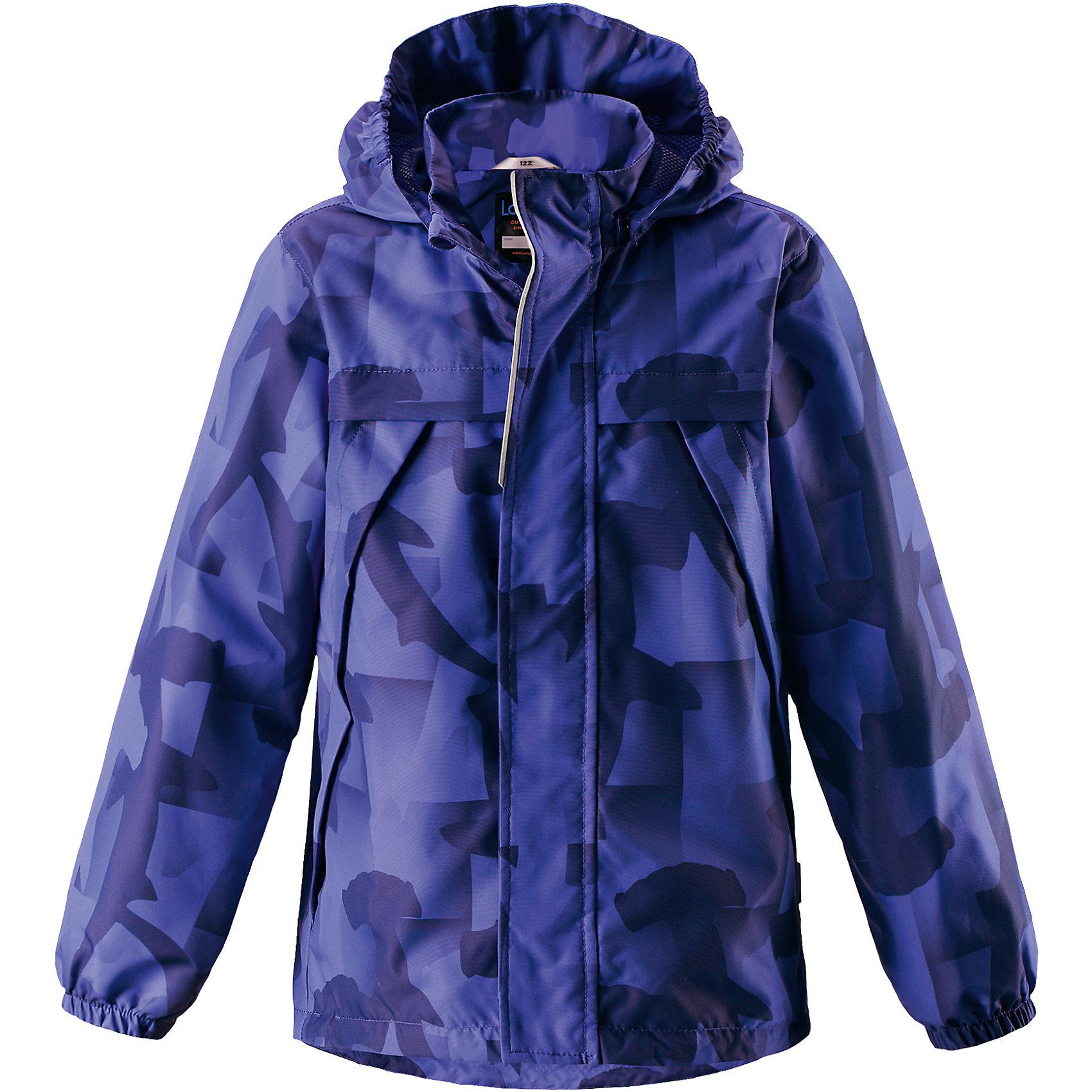 Куртка для мальчика LASSIEОдежда<br>Характеристики товара:<br><br>• цвет: синий<br>• температурный режим: от +10°до 0°С<br>• состав: 100% полиэстер, мембрана 100% полиуретан.<br>• легкий утеплитель: 80 гр/м2<br>• водонепроницаемость: 1000 мм<br>• сопротивление трению: 20000 циклов (тест Мартиндейла)<br>• водоотталкивающий, ветронепроницаемый и «дышащий» материал<br>• карманы <br>• отстегивающийся капюшон<br>• молния<br>• планка от ветра<br>• эластичные манжеты<br>• комфортная посадка<br>• страна производства: Китай<br>• страна бренда: Финляндия<br>• коллекция: весна-лето 2017<br><br>Демисезонная куртка поможет обеспечить ребенку комфорт и тепло. Она отлично смотрится с различной одеждой и обувью. Изделие удобно сидит и модно выглядит. Материал - водоотталкивающий, ветронепроницаемый и «дышащий». Продуманный крой разрабатывался специально для детей.<br><br>Обувь и одежда от финского бренда LASSIE пользуются популярностью во многих странах. Они стильные, качественные и удобные. Для производства продукции используются только безопасные, проверенные материалы и фурнитура. Порадуйте ребенка модными и красивыми вещами от Lassie®! <br><br>Куртку для мальчика от финского бренда LASSIE можно купить в нашем интернет-магазине.<br><br>Ширина мм: 356<br>Глубина мм: 10<br>Высота мм: 245<br>Вес г: 519<br>Цвет: синий<br>Возраст от месяцев: 132<br>Возраст до месяцев: 144<br>Пол: Мужской<br>Возраст: Детский<br>Размер: 134,122,140,110,92,104,98,116,128<br>SKU: 5264495