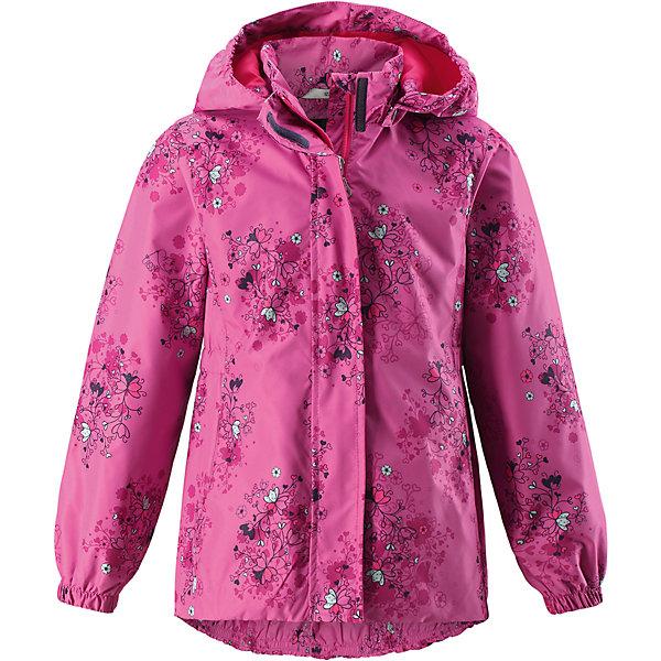 Куртка для девочки LASSIEОдежда<br>Курткадля девочки LASSIE<br>Состав:<br>100% Полиэстер, полиуретановое покрытие<br> Куртка для детей<br> Водоотталкивающий, ветронепроницаемый и «дышащий» материал<br> Крой для девочек<br> Подкладка из mesh-сетки<br> Безопасный, съемный капюшон<br> Эластичные манжеты<br> Эластичная талия<br> Эластичная кромка подола<br> Карманы в боковых швах<br><br>Ширина мм: 356<br>Глубина мм: 10<br>Высота мм: 245<br>Вес г: 519<br>Цвет: розовый<br>Возраст от месяцев: 84<br>Возраст до месяцев: 96<br>Пол: Женский<br>Возраст: Детский<br>Размер: 122,134,128,116,104,98,92,140,110<br>SKU: 5264545