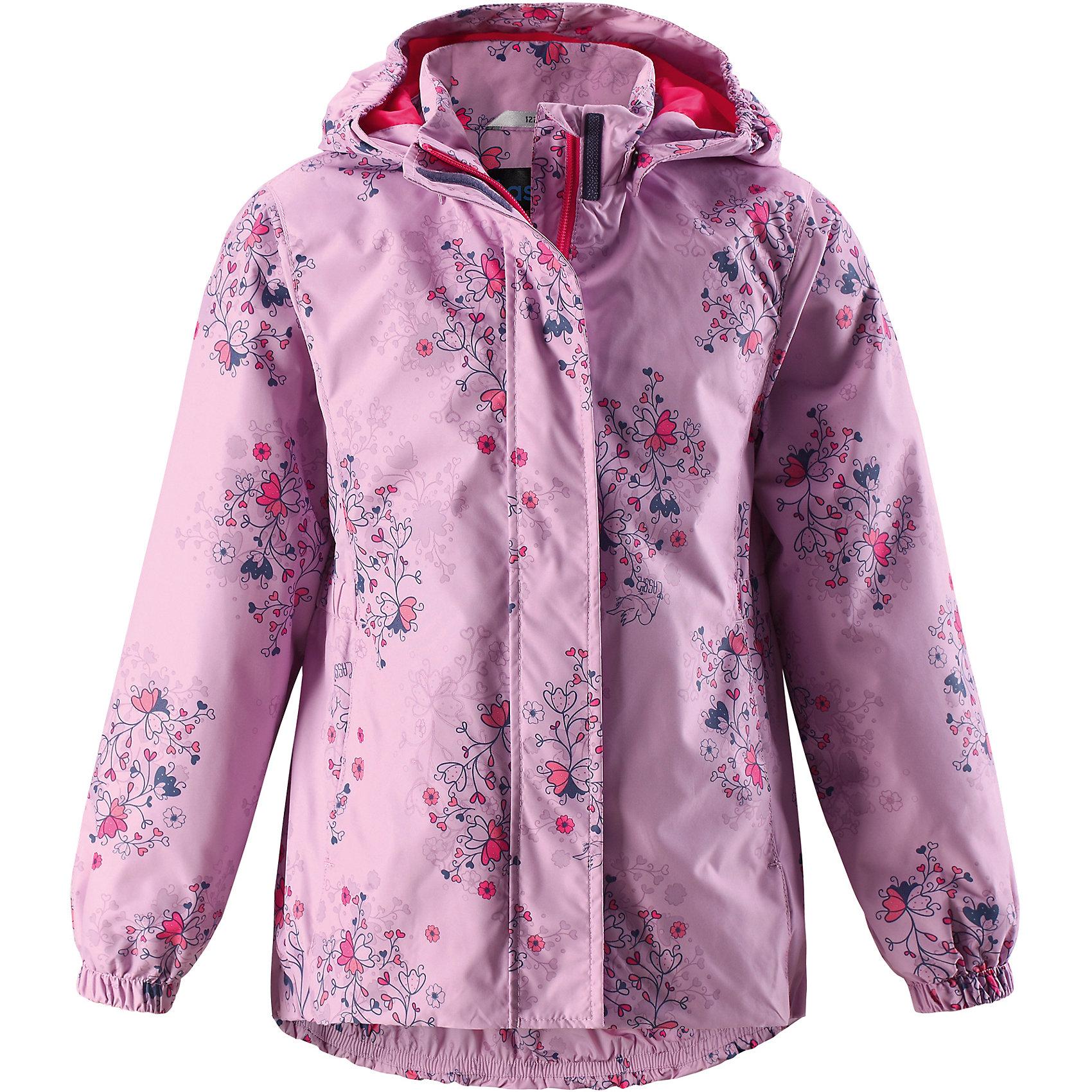 Куртка для девочки LASSIEКурткадля девочки LASSIE<br>Состав:<br>100% Полиэстер, полиуретановое покрытие<br> Куртка для детей<br> Водоотталкивающий, ветронепроницаемый и «дышащий» материал<br> Крой для девочек<br> Подкладка из mesh-сетки<br> Безопасный, съемный капюшон<br> Эластичные манжеты<br> Эластичная талия<br> Эластичная кромка подола<br> Карманы в боковых швах<br><br>Ширина мм: 356<br>Глубина мм: 10<br>Высота мм: 245<br>Вес г: 519<br>Цвет: розовый<br>Возраст от месяцев: 156<br>Возраст до месяцев: 168<br>Пол: Женский<br>Возраст: Детский<br>Размер: 140,122,92,98,104,110,116,128,134<br>SKU: 5264555