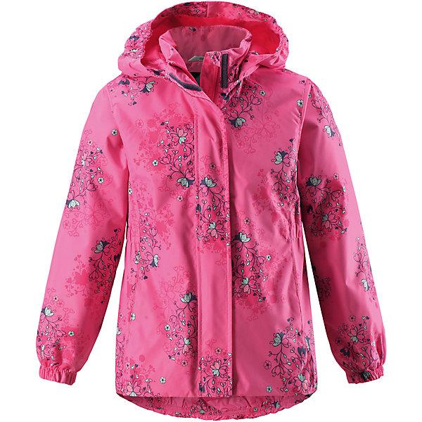 Купить Куртка для девочки LASSIE, Китай, розовый, 122, 128, 92, 140, 134, 116, 110, 104, 98, Женский