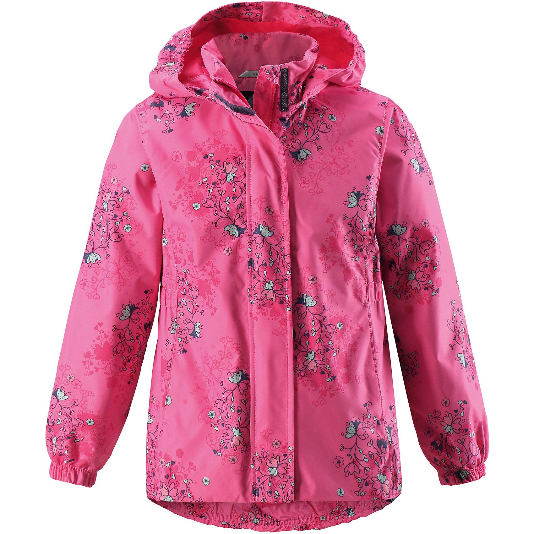Куртка для девочки LASSIEОдежда<br>Курткадля девочки LASSIE<br>Состав:<br>100% Полиэстер, полиуретановое покрытие<br> Куртка для детей<br> Водоотталкивающий, ветронепроницаемый и «дышащий» материал<br> Крой для девочек<br> Подкладка из mesh-сетки<br> Безопасный, съемный капюшон<br> Эластичные манжеты<br> Эластичная талия<br> Эластичная кромка подола<br> Карманы в боковых швах<br><br>Ширина мм: 356<br>Глубина мм: 10<br>Высота мм: 245<br>Вес г: 519<br>Цвет: розовый<br>Возраст от месяцев: 18<br>Возраст до месяцев: 24<br>Пол: Женский<br>Возраст: Детский<br>Размер: 92,140,134,116,110,104,98,122,128<br>SKU: 5264565
