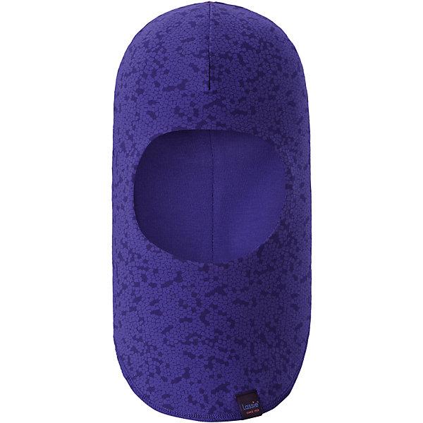 Шапка-шлем для мальчика LASSIEШапки и шарфы<br>Шапка-шлем LASSIE<br>Состав:<br>97% Хлопок, 3%  эластан<br> Шапка-шлем для малышей.<br> Легкий и удобный трикотаж.<br> Сплошная подкладка: смесь хлопка jersey.<br> Декоративная эмблема.<br> Принт по всей поверхности.<br><br>Ширина мм: 89<br>Глубина мм: 117<br>Высота мм: 44<br>Вес г: 155<br>Цвет: синий<br>Возраст от месяцев: 12<br>Возраст до месяцев: 18<br>Пол: Женский<br>Возраст: Детский<br>Размер: 46-48,50-52,44-46<br>SKU: 5264713