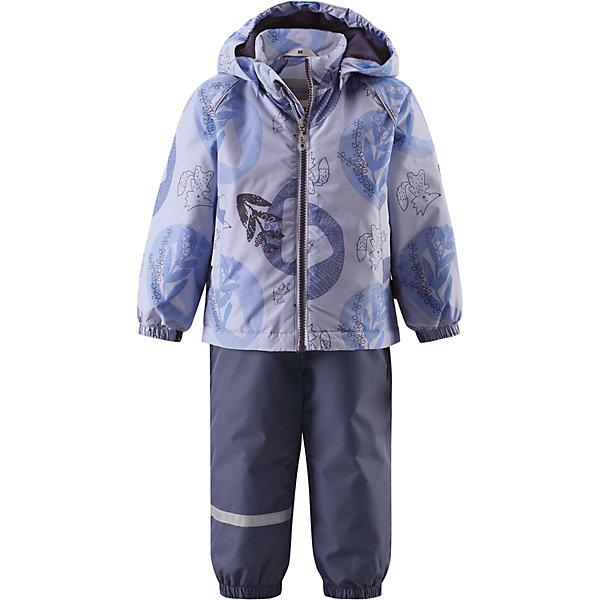Комплект LASSIEВерхняя одежда<br>Комплект LASSIE<br>Состав:<br>100% Полиэстер, полиуретановое покрытие<br> Демисезонный комплект для самых маленьких.<br> Водоотталкивающий, ветронепроницаемый и «дышащий» материал.<br> Гладкая подкладка из полиэстра.<br> Легкая степень утепления.<br> Безопасный, съемный капюшон.<br> Эластичные манжеты.<br> Регулируемый обхват талии.<br> Эластичные штанины.<br> Съемные штрипки.<br> Два прорезных кармана.<br> Регулируемые эластичные подтяжки.<br><br>Ширина мм: 190<br>Глубина мм: 74<br>Высота мм: 229<br>Вес г: 236<br>Цвет: синий<br>Возраст от месяцев: 6<br>Возраст до месяцев: 9<br>Пол: Унисекс<br>Возраст: Детский<br>Размер: 74,86,98,92,80<br>SKU: 5264818