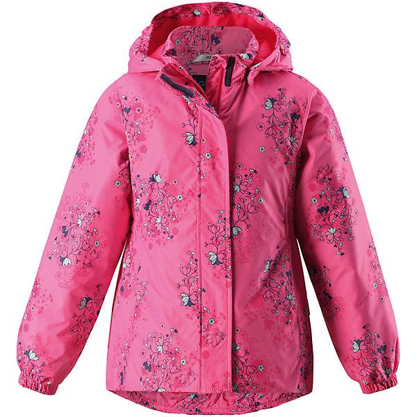 Купить Куртка для девочки LASSIE, Китай, розовый, 98, 134, 92, 110, 116, 122, 128, 140, 104, Женский