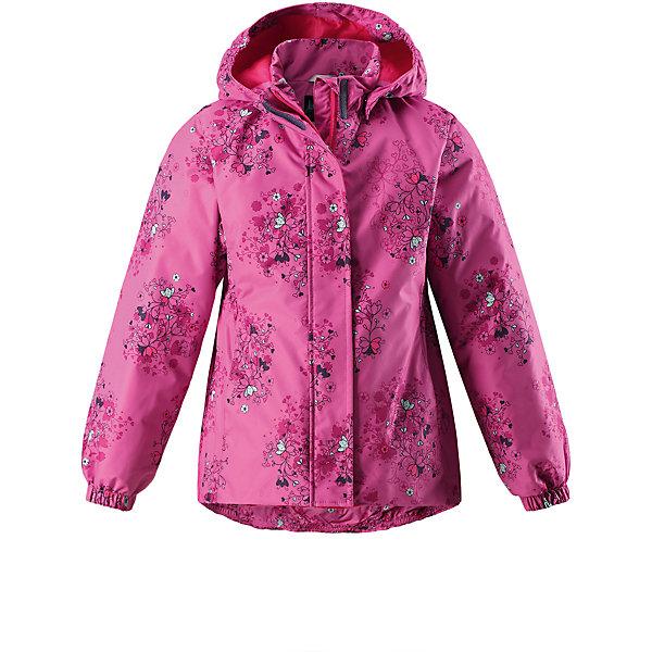 Купить Куртка для девочки LASSIE, Китай, красный, 104, 110, 122, 134, 140, 116, 98, 92, 128, Женский