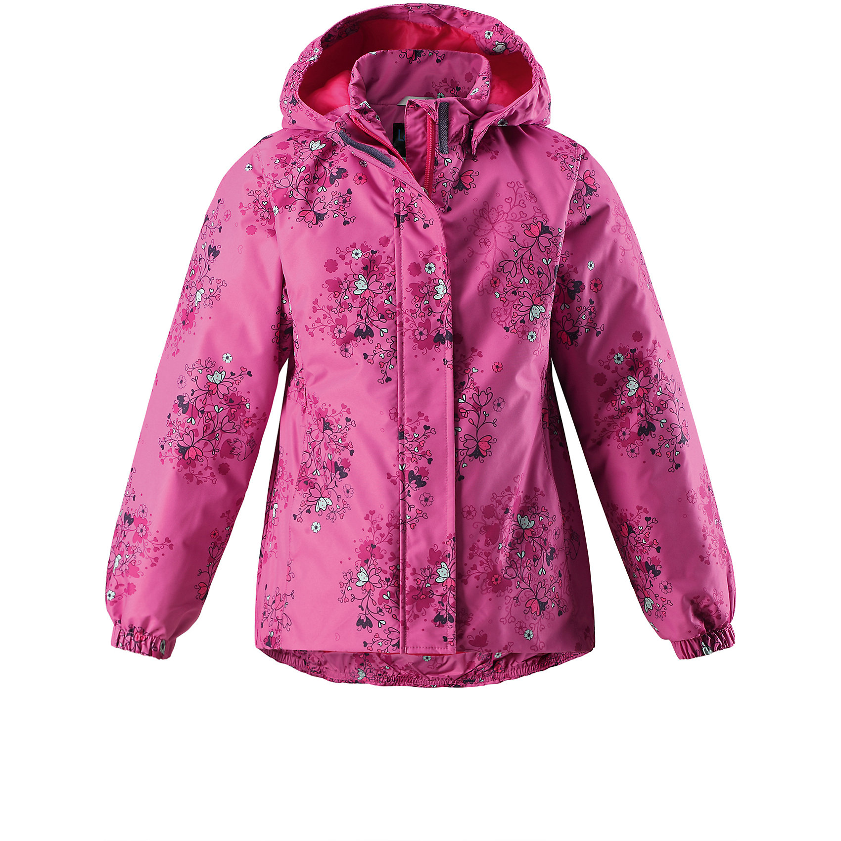 Куртка  для девочки LASSIEОдежда<br>Куртка  для девочки LASSIE<br>Состав:<br>100% Полиэстер, полиуретановое покрытие<br> Куртка для детей.<br> Водоотталкивающий, ветронепроницаемый и «дышащий» материал.<br> Крой для девочек.<br> Гладкая подкладка из полиэстра.<br> Легкая степень утепления.<br> Безопасный, съемный капюшон.<br> Эластичные манжеты.<br> Эластичная талия.<br> Эластичная кромка подола.<br> Карманы в боковых швах.<br><br>Ширина мм: 356<br>Глубина мм: 10<br>Высота мм: 245<br>Вес г: 519<br>Цвет: красный<br>Возраст от месяцев: 60<br>Возраст до месяцев: 72<br>Пол: Женский<br>Возраст: Детский<br>Размер: 116,134,122,110,104,98,92,128,140<br>SKU: 5264980