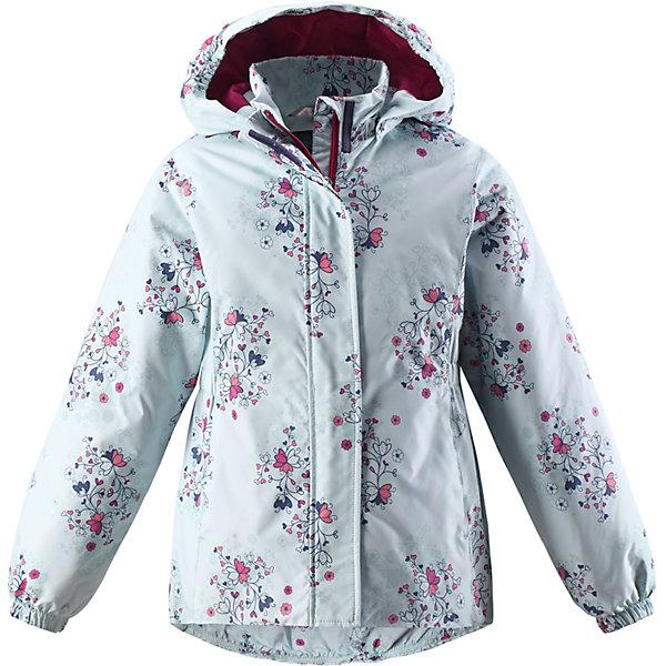 Купить Куртка для девочки LASSIE, Китай, белый, 110, 92, 98, 104, 116, 122, 128, 134, 140, Женский