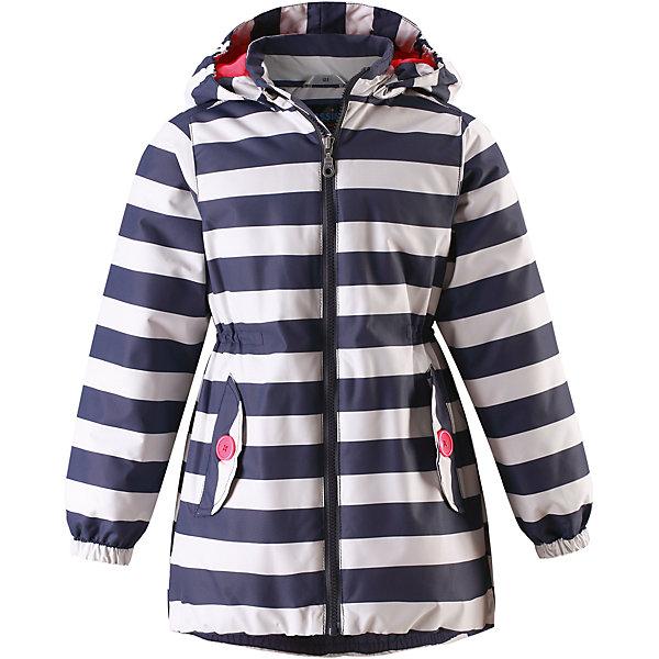 Купить Куртка для девочки LASSIE, Китай, синий, 122, 116, 128, 134, 140, 92, 98, 104, 110, Женский