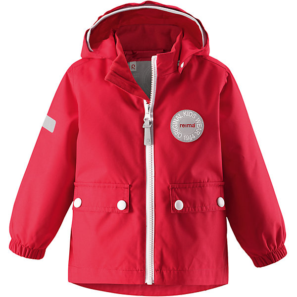 Куртка Quilt для девочки Reimatec® ReimaОдежда<br>Характеристики товара:<br><br>• цвет: красный<br>• состав: 100% полиэстер, полиуретановое покрытие<br>• температурный режим: от +5°до +15°С<br>• водонепроницаемость: 8000 мм<br>• воздухопроницаемость: 5000 мм<br>• износостойкость: 30000 циклов (тест Мартиндейла)<br>• без утеплителя<br>• швы проклеены, водонепроницаемы<br>• водо- и ветронепроницаемый, дышащий, грязеотталкивающий материал<br>• безопасный съёмный капюшон<br>• эластичные манжеты<br>• грязеотталкивающий материал<br>• два кармана с клапанами<br>• светоотражающие детали<br>• мягкая резинка на кромке капюшона<br>• комфортная посадка<br>• страна производства: Китай<br>• страна бренда: Финляндия<br>• коллекция: весна-лето 2017<br><br>Верхняя одежда для детей может быть модной и комфортной одновременно! Демисезонная куртка поможет обеспечить ребенку комфорт и тепло. Она отлично смотрится с различной одеждой и обувью. Изделие удобно сидит и модно выглядит. Материал - прочный, хорошо подходящий для межсезонья, водо- и ветронепроницаемый, «дышащий». Стильный дизайн разрабатывался специально для детей.<br><br>Одежда и обувь от финского бренда Reima пользуется популярностью во многих странах. Эти изделия стильные, качественные и удобные. Для производства продукции используются только безопасные, проверенные материалы и фурнитура. Порадуйте ребенка модными и красивыми вещами от Reima! <br><br>Куртку для мальчика Reimatec® от финского бренда Reima (Рейма) можно купить в нашем интернет-магазине.<br>Ширина мм: 356; Глубина мм: 10; Высота мм: 245; Вес г: 519; Цвет: красный; Возраст от месяцев: 18; Возраст до месяцев: 24; Пол: Женский; Возраст: Детский; Размер: 92,74,80,86,98; SKU: 5265580;