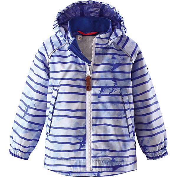 Куртка Hihitys для мальчика Reimatec® ReimaВерхняя одежда<br>Характеристики товара:<br><br>• цвет: голубой<br>• состав: 100% полиэстер, полиуретановое покрытие<br>• температурный режим: от +5°до +15°С<br>• водонепроницаемость: 5000 мм<br>• воздухопроницаемость: 3000 мм<br>• износостойкость: 15000 циклов (тест Мартиндейла)<br>• без утеплителя<br>• швы проклеены, водонепроницаемы<br>• водо- и ветронепроницаемый, дышащий, грязеотталкивающий материал<br>• гладкая подкладка из полиэстера по всему изделию, mesh-сетка на капюшоне<br>• безопасный съёмный капюшон<br>• эластичные манжеты<br>• карман на молнии<br>• два боковых кармана<br>• светоотражающие детали<br>• комфортная посадка<br>• страна производства: Китай<br>• страна бренда: Финляндия<br>• коллекция: весна-лето 2017<br><br>Верхняя одежда для детей может быть модной и комфортной одновременно! Демисезонная куртка поможет обеспечить ребенку комфорт и тепло. Она отлично смотрится с различной одеждой и обувью. Изделие удобно сидит и модно выглядит. Материал - прочный, хорошо подходящий для межсезонья, водо- и ветронепроницаемый, «дышащий». Стильный дизайн разрабатывался специально для детей.<br><br>Одежда и обувь от финского бренда Reima пользуется популярностью во многих странах. Эти изделия стильные, качественные и удобные. Для производства продукции используются только безопасные, проверенные материалы и фурнитура. Порадуйте ребенка модными и красивыми вещами от Reima! <br><br>Куртку для мальчика Reimatec® от финского бренда Reima (Рейма) можно купить в нашем интернет-магазине.<br><br>Ширина мм: 356<br>Глубина мм: 10<br>Высота мм: 245<br>Вес г: 519<br>Цвет: синий<br>Возраст от месяцев: 6<br>Возраст до месяцев: 9<br>Пол: Мужской<br>Возраст: Детский<br>Размер: 74,92,86,98,80<br>SKU: 5265586