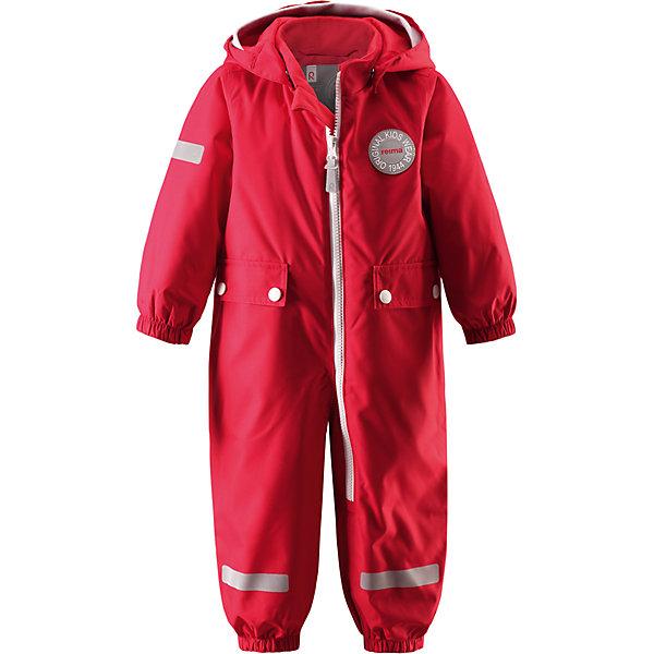 Комбинезон Fangan для девочки Reimatec® ReimaОдежда<br>Характеристики товара:<br><br>• цвет: красный<br>• состав: 100% полиэстер, полиуретановое покрытие<br>• температурный режим: от 0° до +10°С<br>• легкий утеплитель: 80 гр/м2<br>• водонепроницаемость: 8000 мм<br>• воздухопроницаемость: 5000 мм<br>• износостойкость: 30000 циклов (тест Мартиндейла)<br>• основыне швы проклеены, водонепроницаемы<br>• водо- и ветронепроницаемый, дышащий, грязеотталкивающий материал<br>• гладкая подкладка из полиэстера<br>• безопасный съёмный капюшон<br>• мягкая резинка по краю капюшона<br>• эластичные манжеты<br>• талия регулируется изнутри<br>• эластичные манжеты на брючинах<br>• съёмные эластичные штрипки<br>• длинная застёжка на молнии облегчает надевание<br>• два накладных кармана<br>• комфортная посадка<br>• страна производства: Китай<br>• страна бренда: Финляндия<br>• коллекция: весна-лето 2017<br><br>Верхняя одежда для детей может быть модной и комфортной одновременно! Демисезонный комбинезон поможет обеспечить ребенку комфорт и тепло. Он отлично смотрится с различной обувью. Изделие удобно сидит и модно выглядит. Материал - прочный, хорошо подходящий для межсезонья, водо- и ветронепроницаемый, «дышащий». Стильный дизайн разрабатывался специально для детей.<br><br>Одежда и обувь от финского бренда Reima пользуется популярностью во многих странах. Эти изделия стильные, качественные и удобные. Для производства продукции используются только безопасные, проверенные материалы и фурнитура. Порадуйте ребенка модными и красивыми вещами от Reima! <br><br>Комбинезон Reimatec® от финского бренда Reima (Рейма) можно купить в нашем интернет-магазине.<br><br>Ширина мм: 356<br>Глубина мм: 10<br>Высота мм: 245<br>Вес г: 519<br>Цвет: красный<br>Возраст от месяцев: 24<br>Возраст до месяцев: 36<br>Пол: Женский<br>Возраст: Детский<br>Размер: 98,74,80,86,92<br>SKU: 5265724