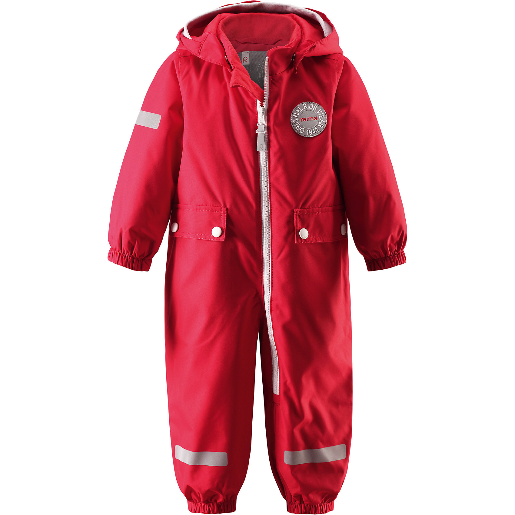 Комбинезон Fangan для девочки Reimatec® ReimaОдежда<br>Характеристики товара:<br><br>• цвет: красный<br>• состав: 100% полиэстер, полиуретановое покрытие<br>• температурный режим: от 0° до +10°С<br>• легкий утеплитель: 80 гр/м2<br>• водонепроницаемость: 8000 мм<br>• воздухопроницаемость: 5000 мм<br>• износостойкость: 30000 циклов (тест Мартиндейла)<br>• основыне швы проклеены, водонепроницаемы<br>• водо- и ветронепроницаемый, дышащий, грязеотталкивающий материал<br>• гладкая подкладка из полиэстера<br>• безопасный съёмный капюшон<br>• мягкая резинка по краю капюшона<br>• эластичные манжеты<br>• талия регулируется изнутри<br>• эластичные манжеты на брючинах<br>• съёмные эластичные штрипки<br>• длинная застёжка на молнии облегчает надевание<br>• два накладных кармана<br>• комфортная посадка<br>• страна производства: Китай<br>• страна бренда: Финляндия<br>• коллекция: весна-лето 2017<br><br>Верхняя одежда для детей может быть модной и комфортной одновременно! Демисезонный комбинезон поможет обеспечить ребенку комфорт и тепло. Он отлично смотрится с различной обувью. Изделие удобно сидит и модно выглядит. Материал - прочный, хорошо подходящий для межсезонья, водо- и ветронепроницаемый, «дышащий». Стильный дизайн разрабатывался специально для детей.<br><br>Одежда и обувь от финского бренда Reima пользуется популярностью во многих странах. Эти изделия стильные, качественные и удобные. Для производства продукции используются только безопасные, проверенные материалы и фурнитура. Порадуйте ребенка модными и красивыми вещами от Reima! <br><br>Комбинезон Reimatec® от финского бренда Reima (Рейма) можно купить в нашем интернет-магазине.<br><br>Ширина мм: 356<br>Глубина мм: 10<br>Высота мм: 245<br>Вес г: 519<br>Цвет: красный<br>Возраст от месяцев: 6<br>Возраст до месяцев: 9<br>Пол: Женский<br>Возраст: Детский<br>Размер: 74,98,92,86,80<br>SKU: 5265724